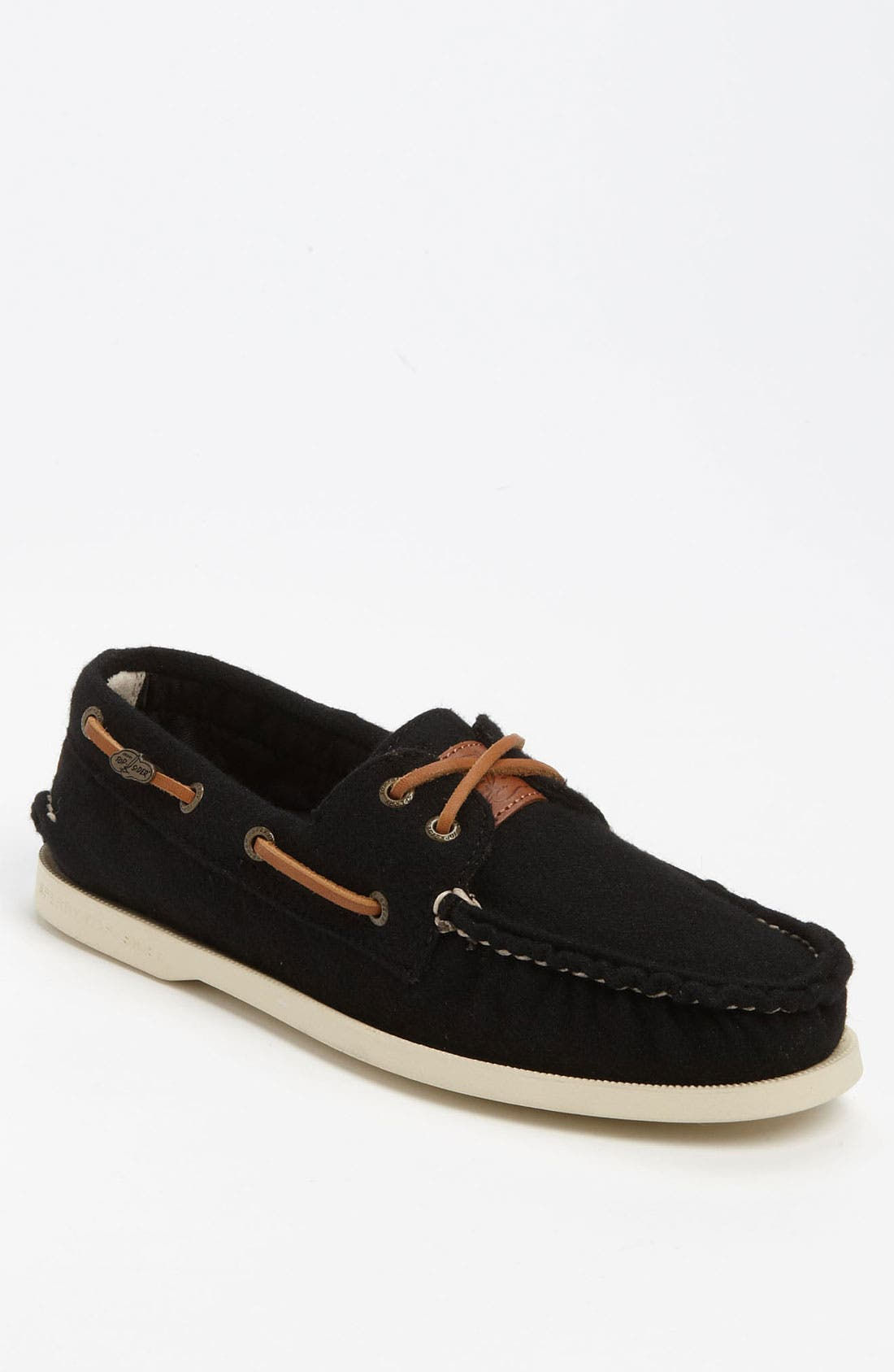 Alternate Image 1 Selected - Sperry Top-Sider® 'Fidelity - Authentic Original' Wool Boat Shoe
