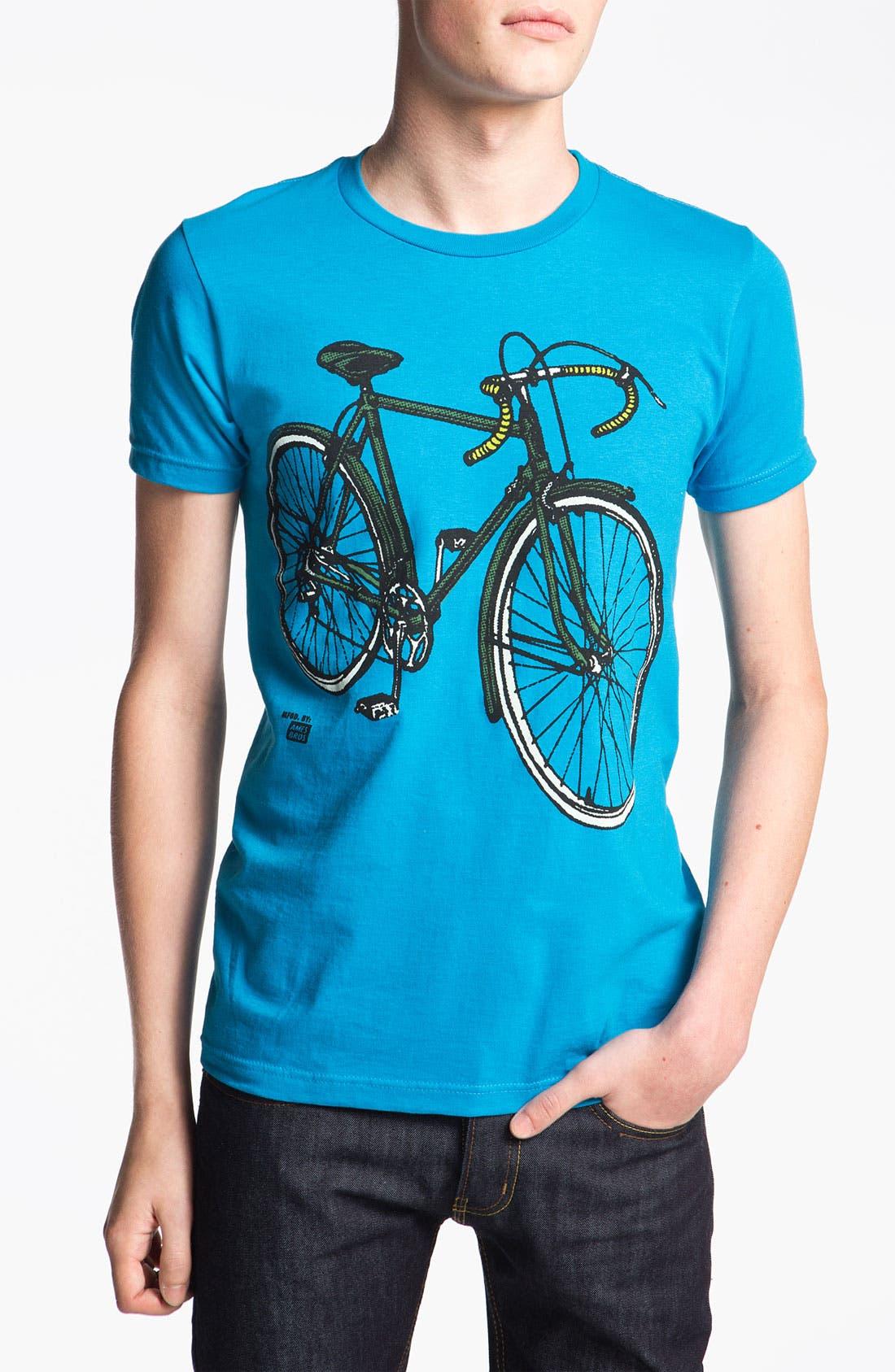 Main Image - Ames Bros Trim Fit Crewneck T-Shirt (Men)