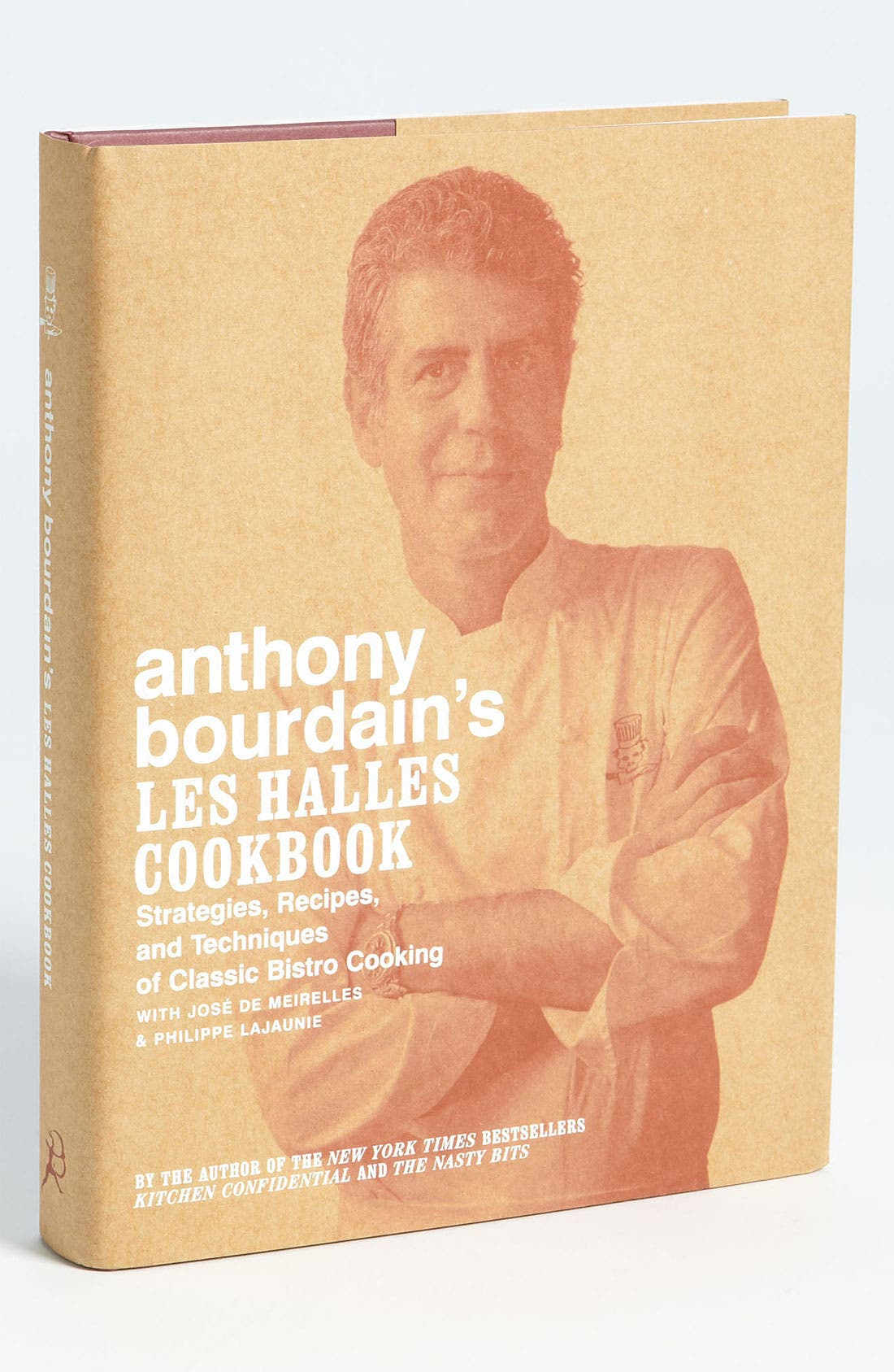 Alternate Image 1 Selected - 'Anthony Bourdain's Les Halles Cookbook'