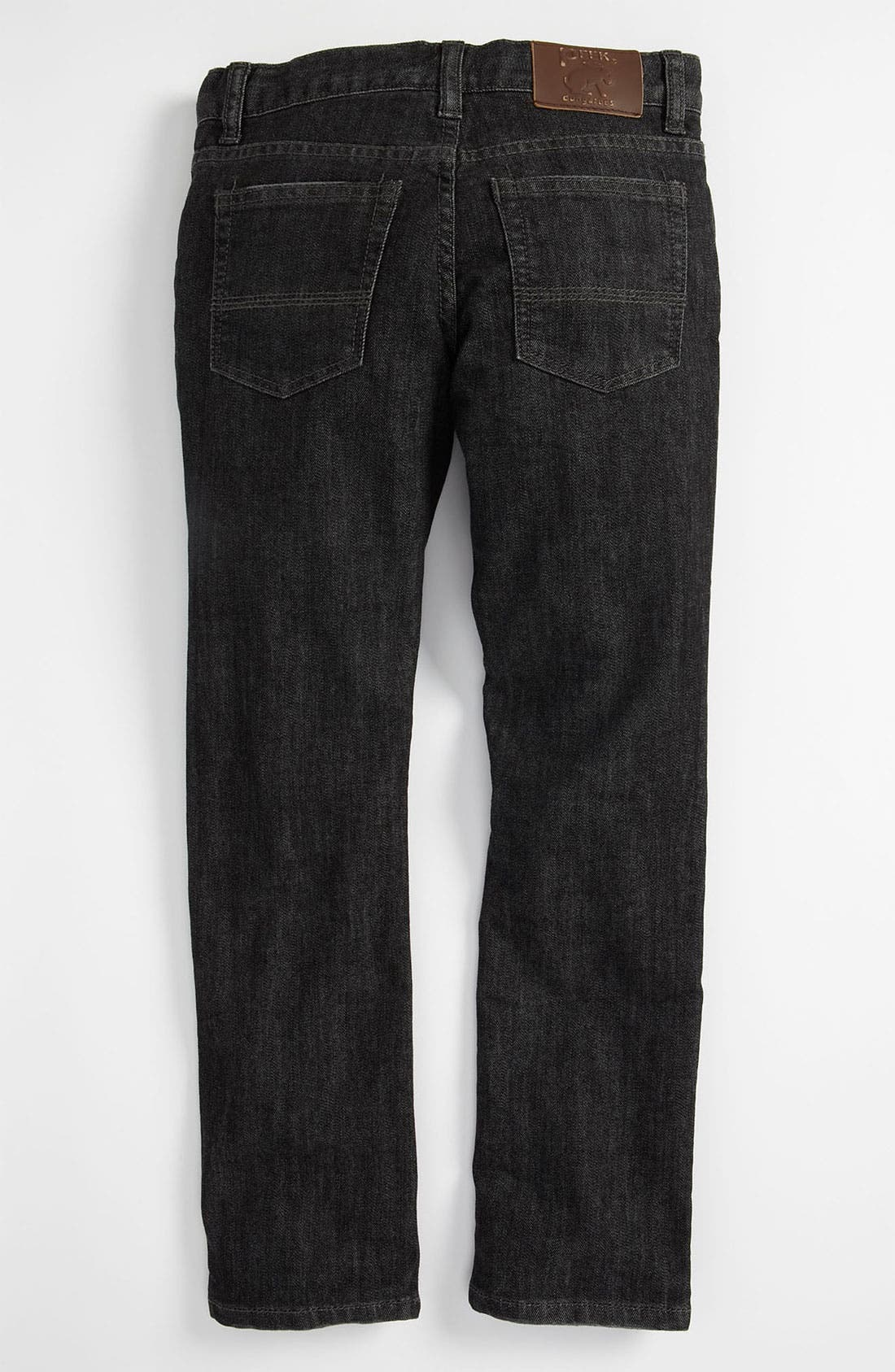 Alternate Image 1 Selected - Peek 'Slouch' Jeans (Toddler, Little Boys & Big Boys)