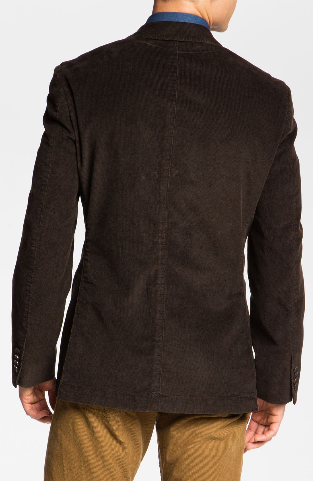 Alternate Image 2  - Kroon 'Taylor' Corduroy Sportcoat
