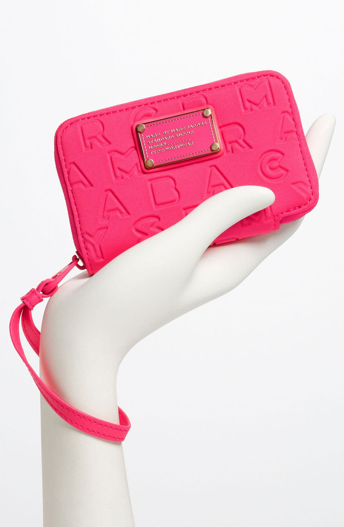 Alternate Image 2  - MARC BY MARC JACOBS 'Dreamy Logo - Wingman' Phone Wallet