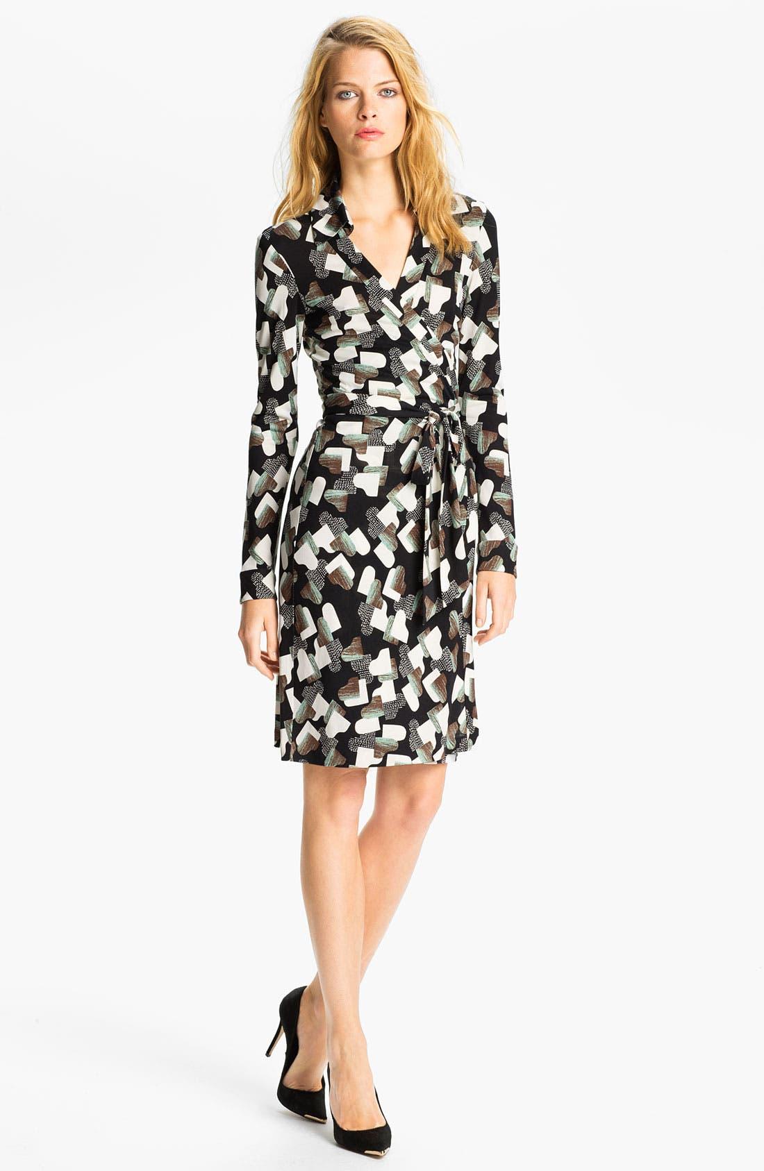Alternate Image 1 Selected - Diane von Furstenberg 'New Jeanne 2' Dress