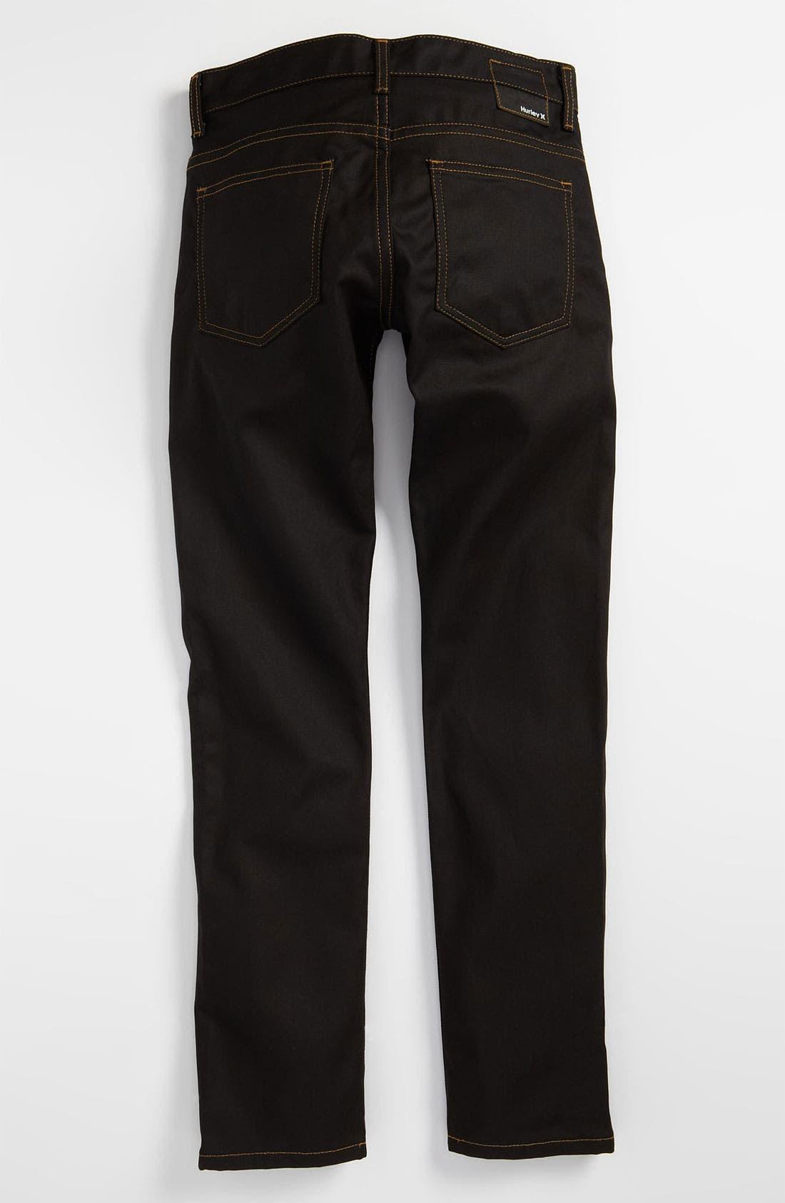 Alternate Image 1 Selected - Hurley '79' Jeans (Big Boys)