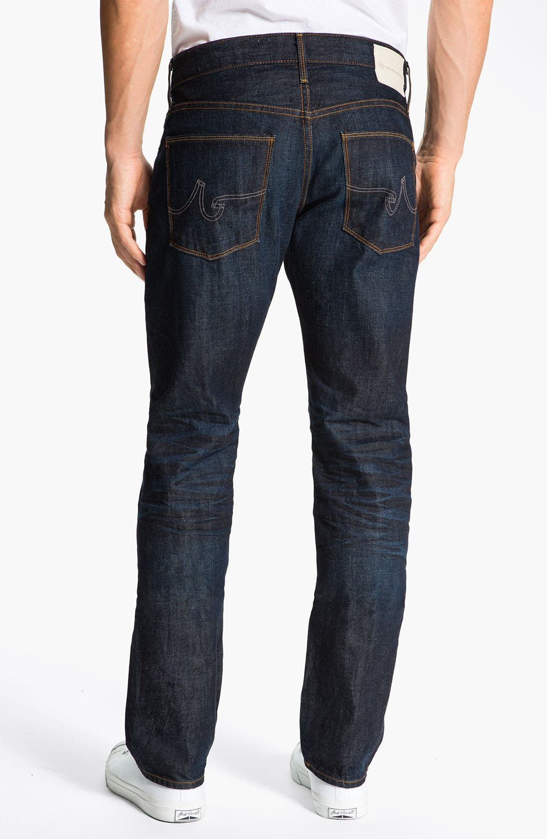 Alternate Image 2  - AG Jeans 'Geffen Easy Slim' Straight Leg Jeans (3 Year Resin)