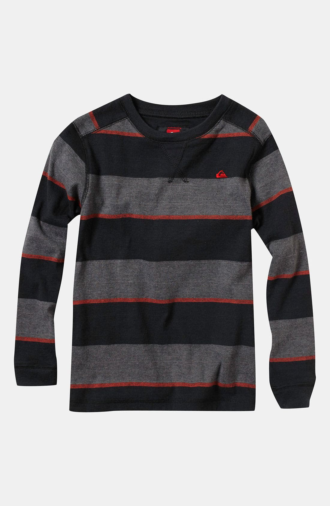 Main Image - Quiksilver 'Snit' Stripe Top (Infant)
