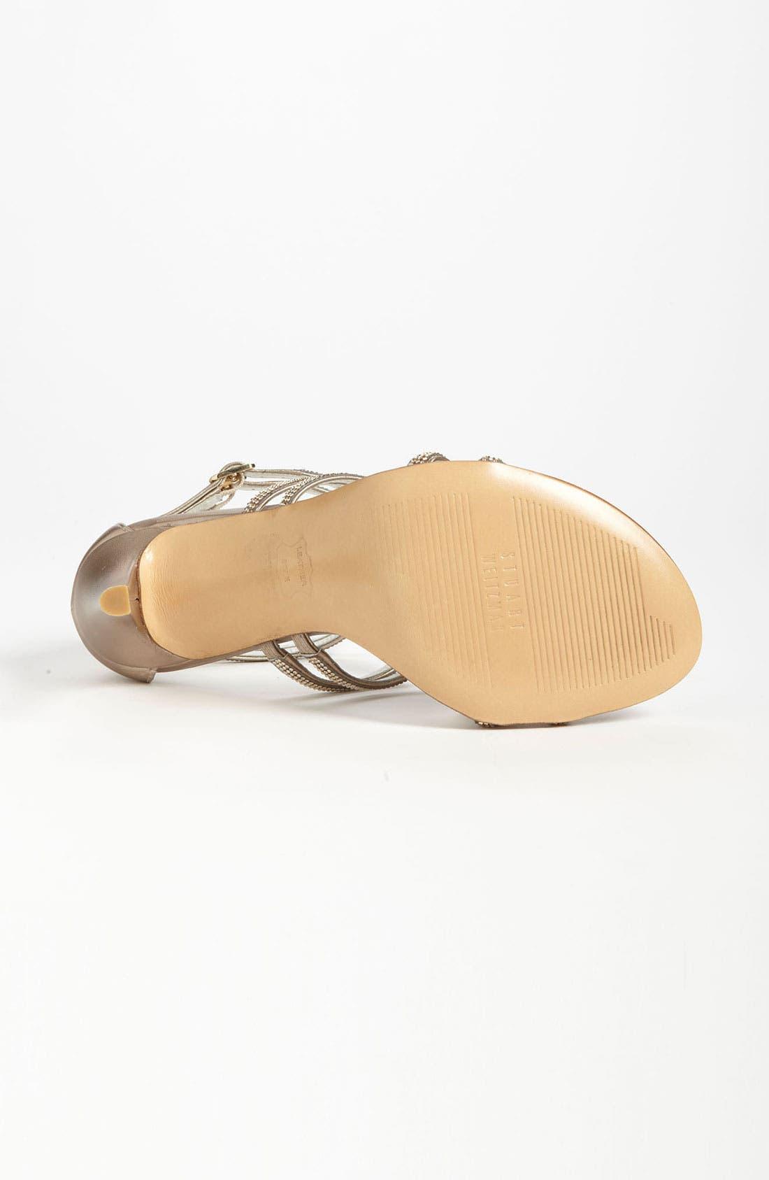 Alternate Image 4  - Stuart Weitzman 'Stopstraffic' Sandal