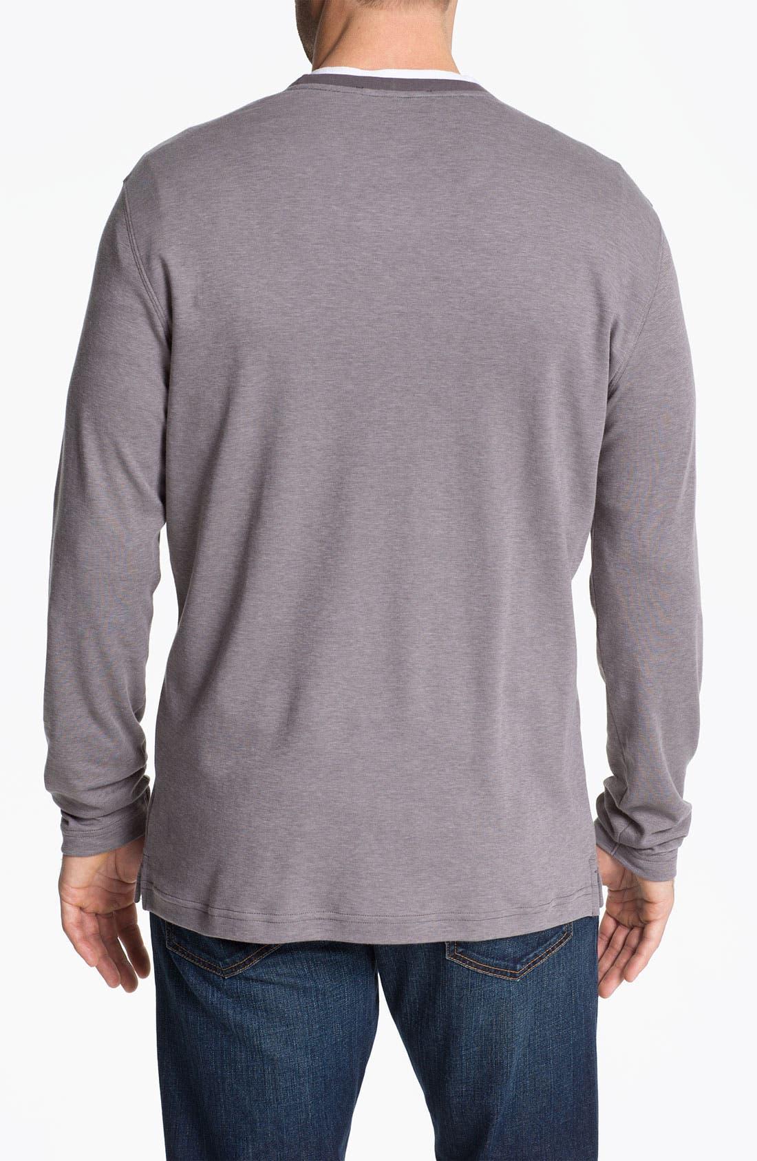 Alternate Image 2  - Robert Barakett 'Connor' Crewneck T-Shirt