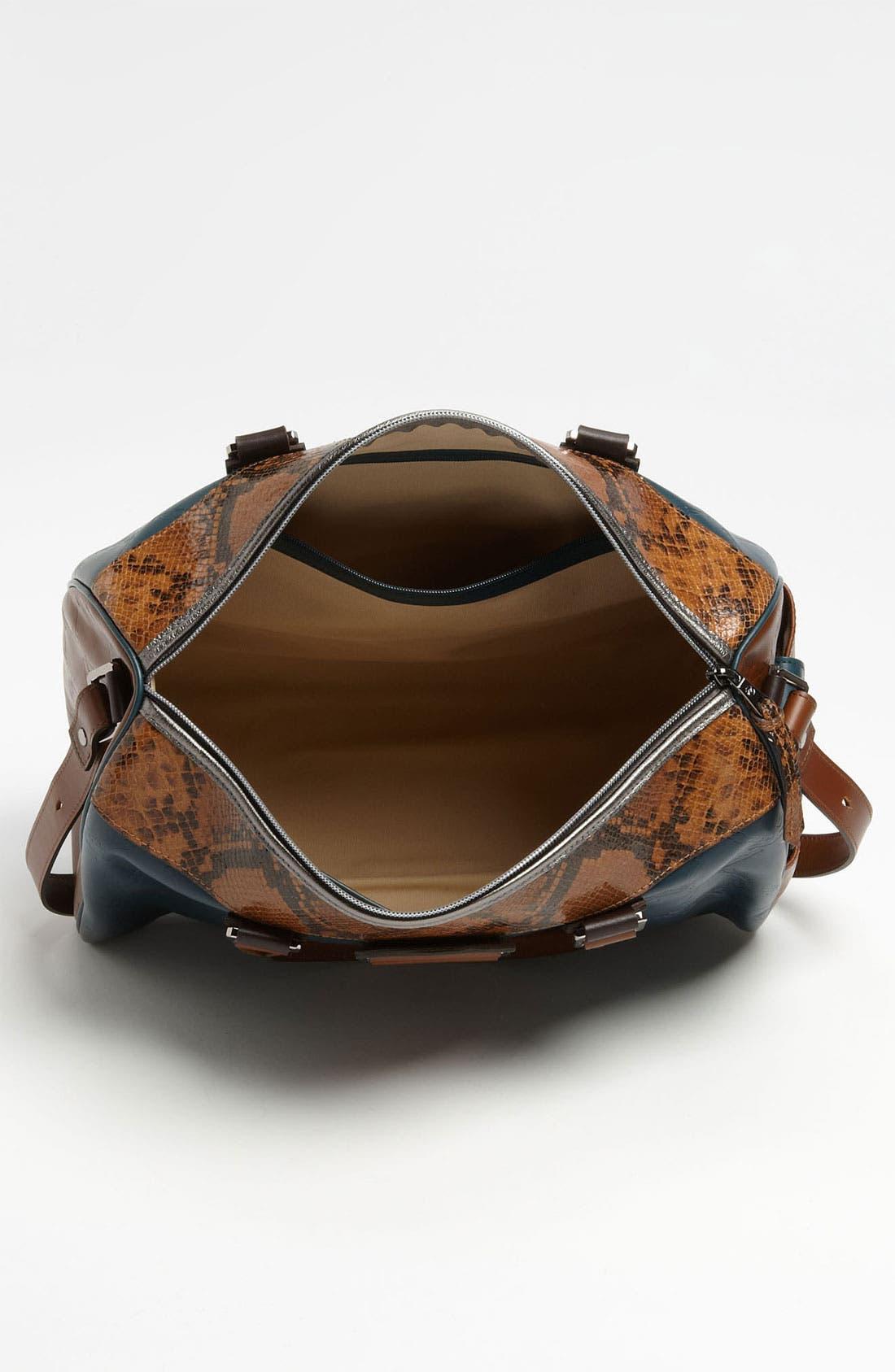 Alternate Image 3  - Longchamp 'LM Patch - Large' Duffel