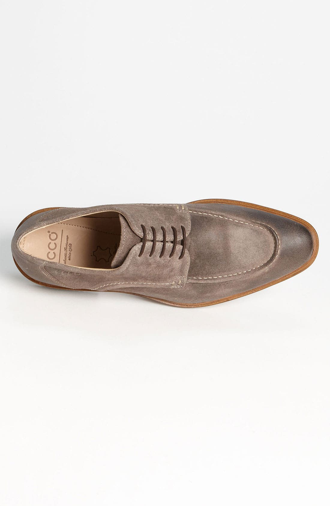 Alternate Image 3  - ECCO 'Pedroso' Apron Toe Derby