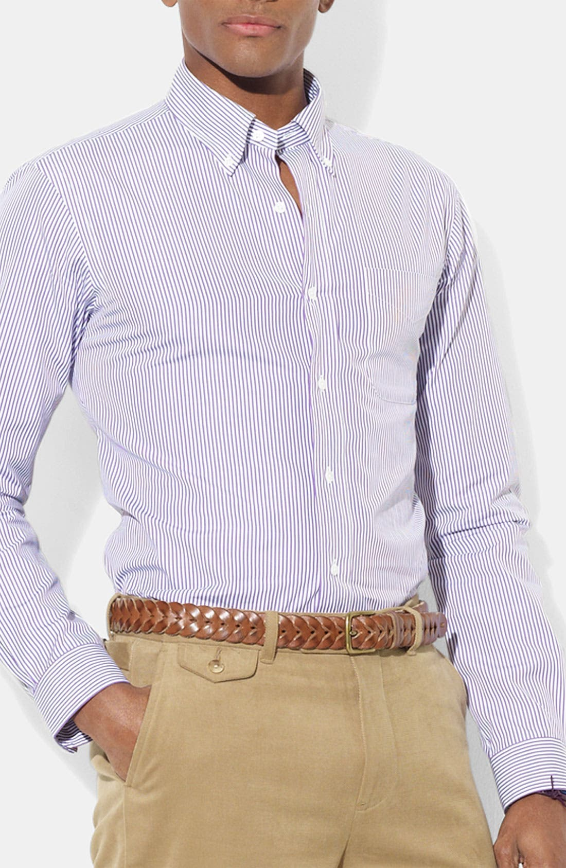 Alternate Image 1 Selected - Polo Ralph Lauren Classic Fit Sport Shirt
