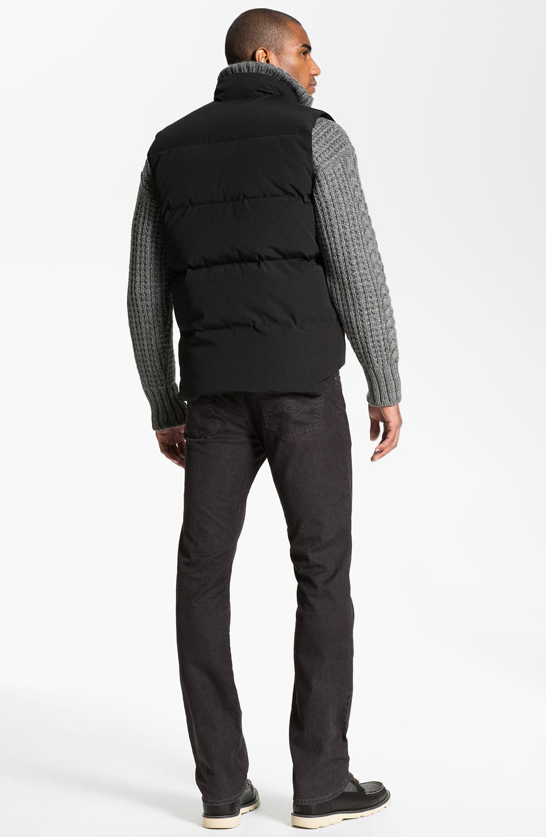 Alternate Image 5  - Nordstrom Merino Wool Turtleneck