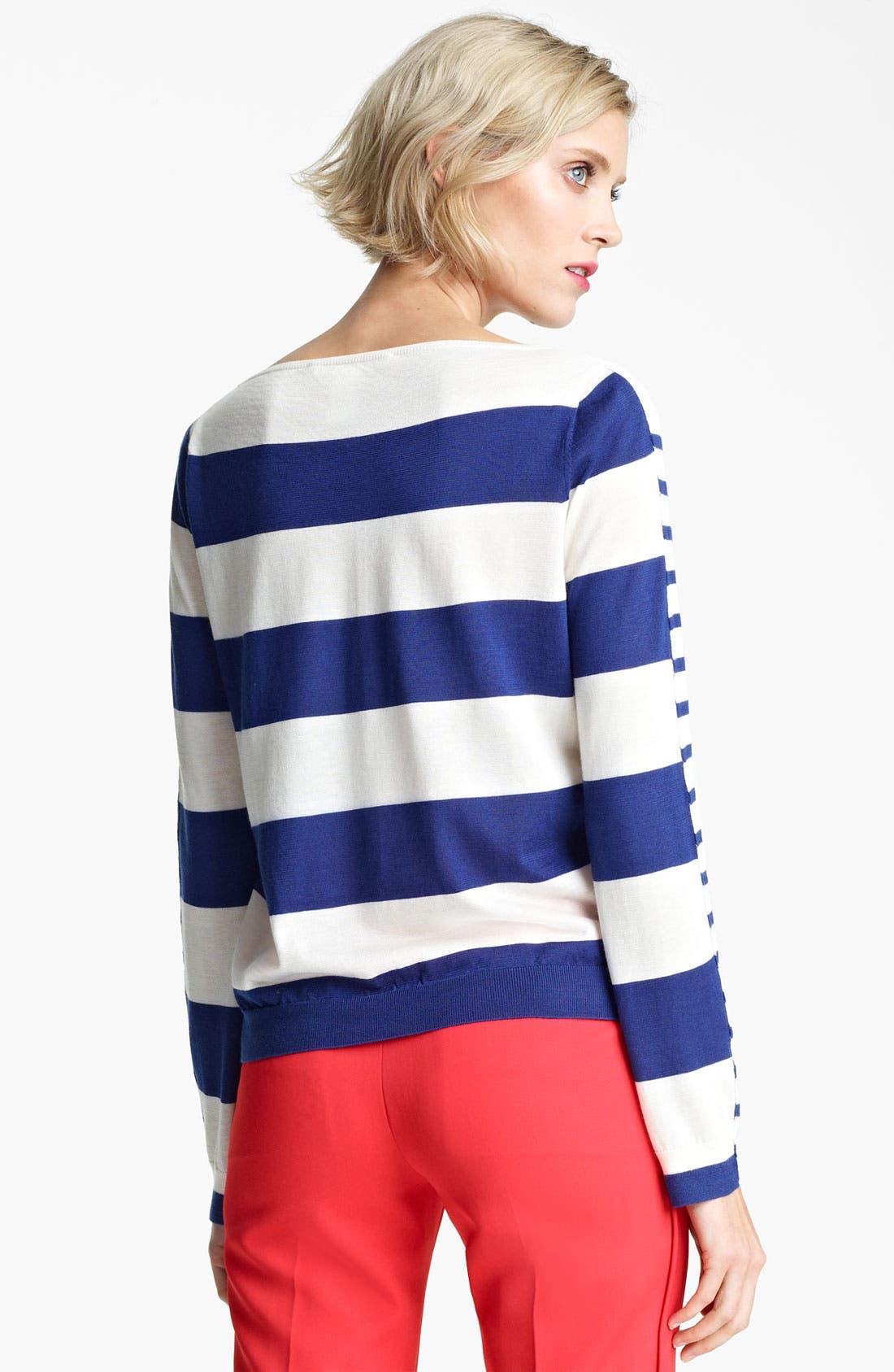 Alternate Image 2  - MARC JACOBS Stripe Sweater