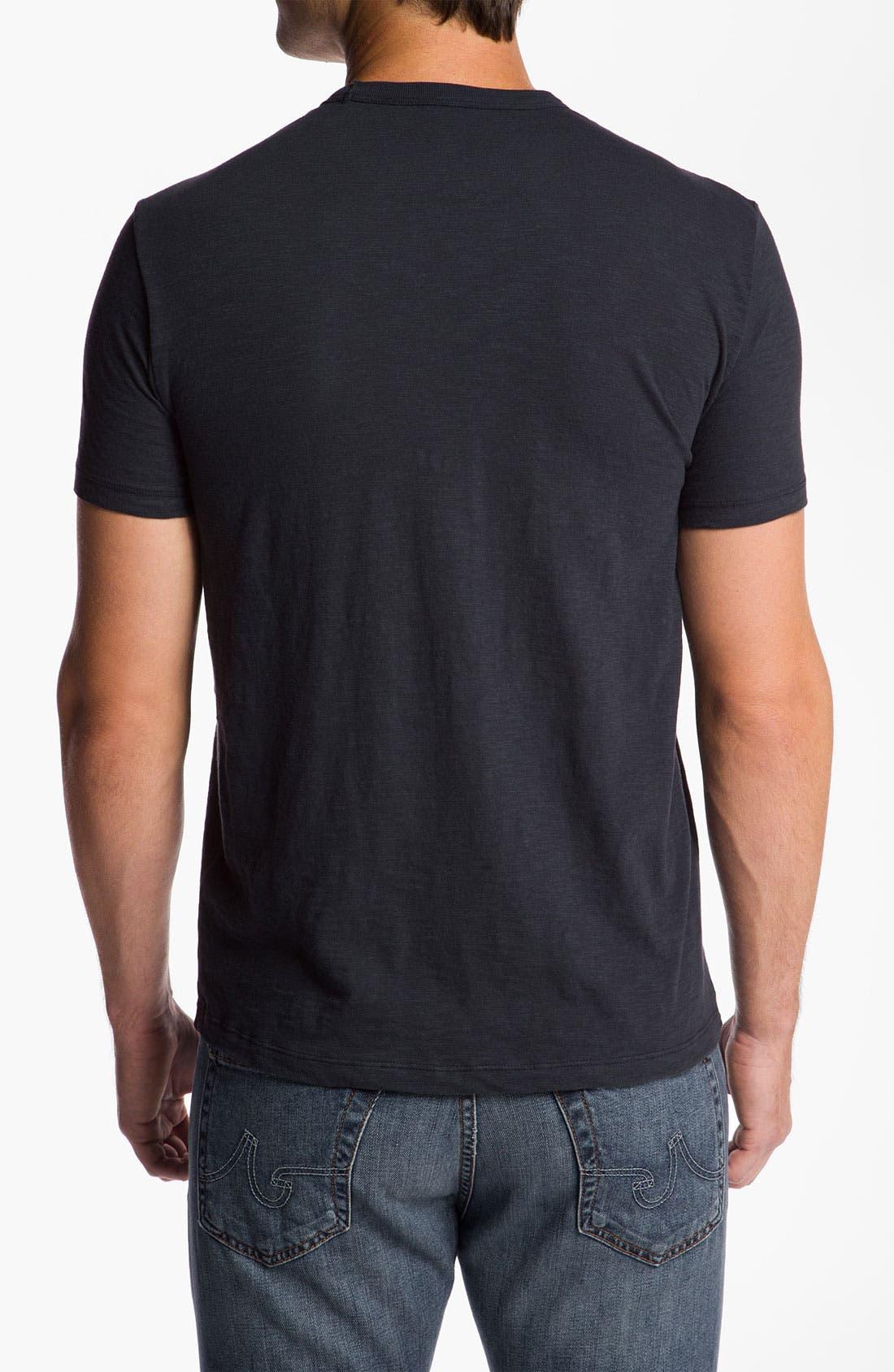 Alternate Image 2  - Banner 47 'New England Patriots - Scrum' T-Shirt