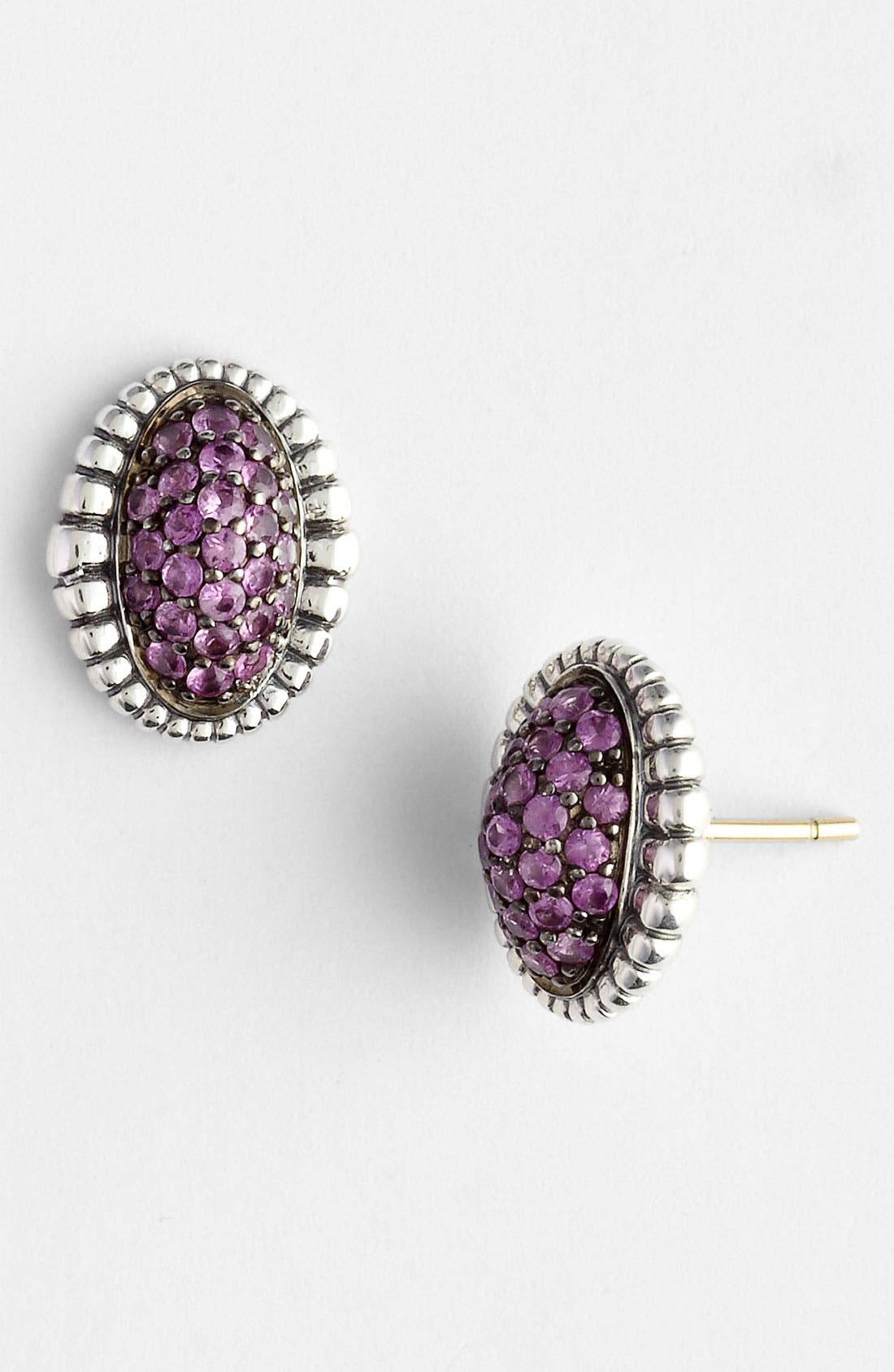 Alternate Image 1 Selected - LAGOS 'Muse' Stud Earrings (Online Only)