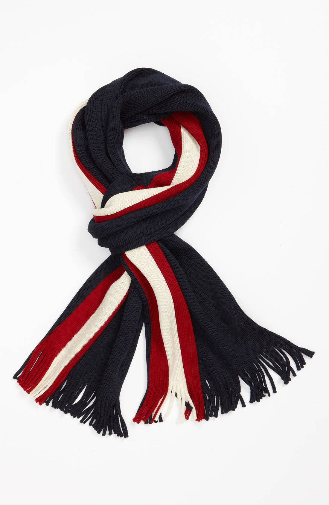 Main Image - Bally Wool Fringe Scarf