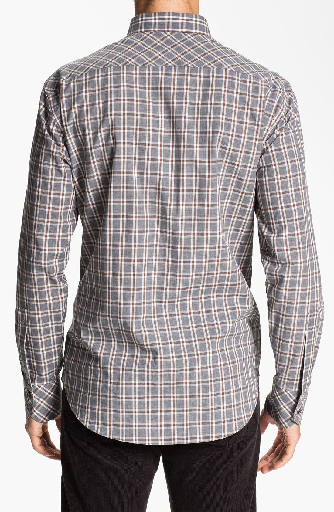 Alternate Image 2  - Zachary Prell 'Gaiser' Sport Shirt