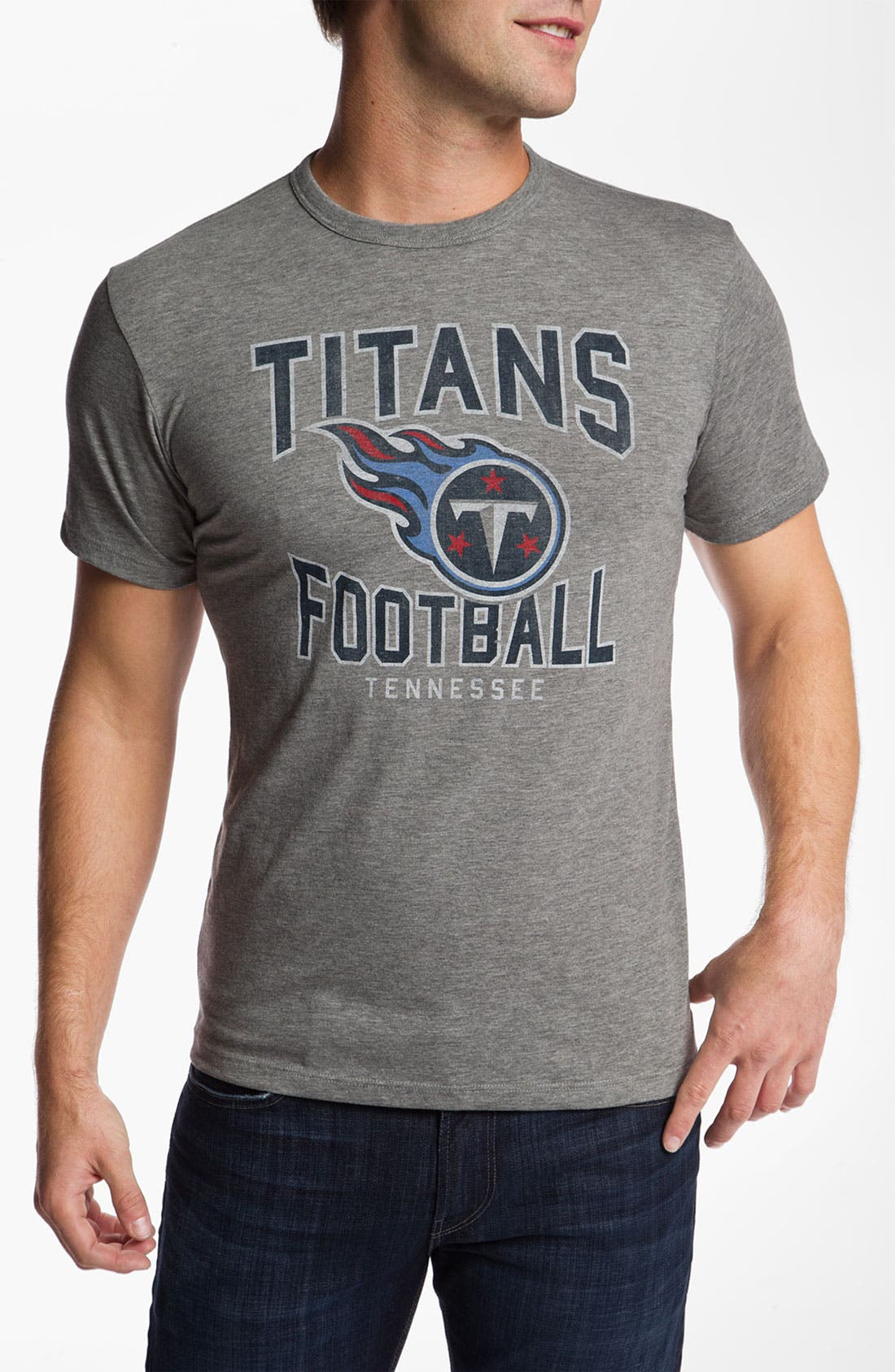 Alternate Image 1 Selected - Banner 47 'Tennessee Titans' T-Shirt
