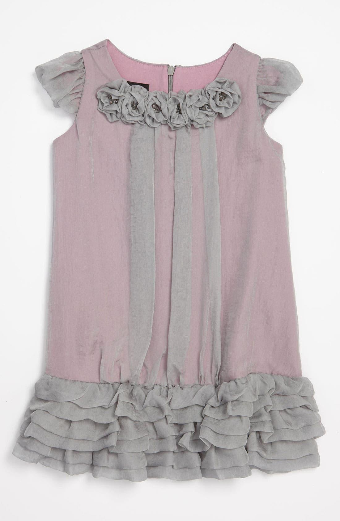 Alternate Image 1 Selected - Isobella & Chloe 'Miranda' Dress (Toddler)