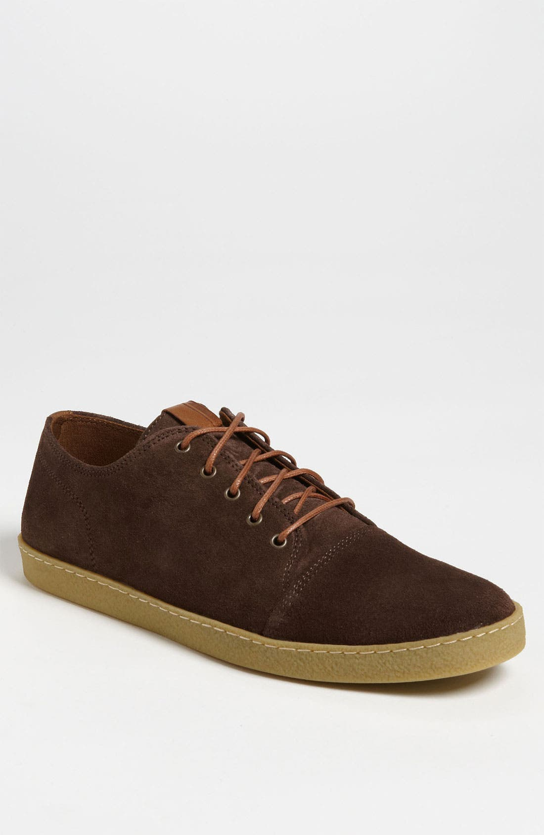 Alternate Image 1 Selected - Fred Perry 'Deighton' Suede Sneaker