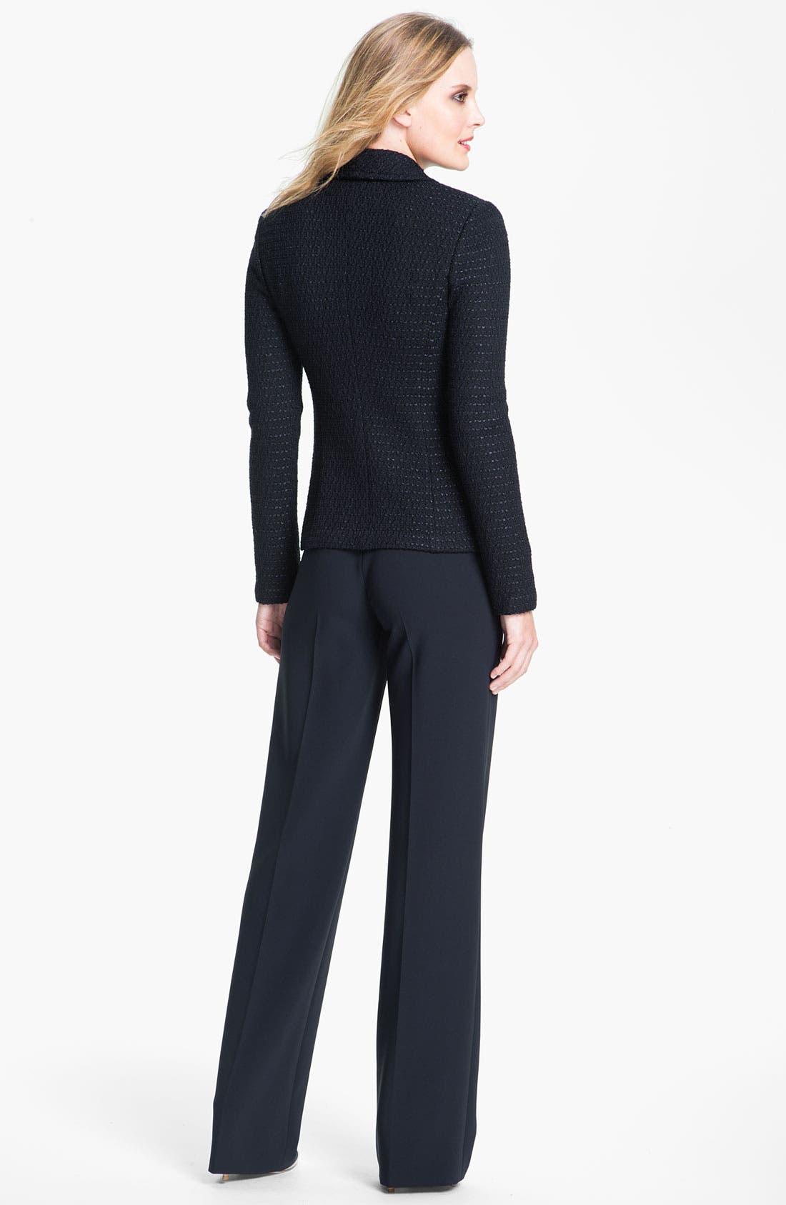 Alternate Image 4  - St. John Collection 'Eastside' Knit Blazer