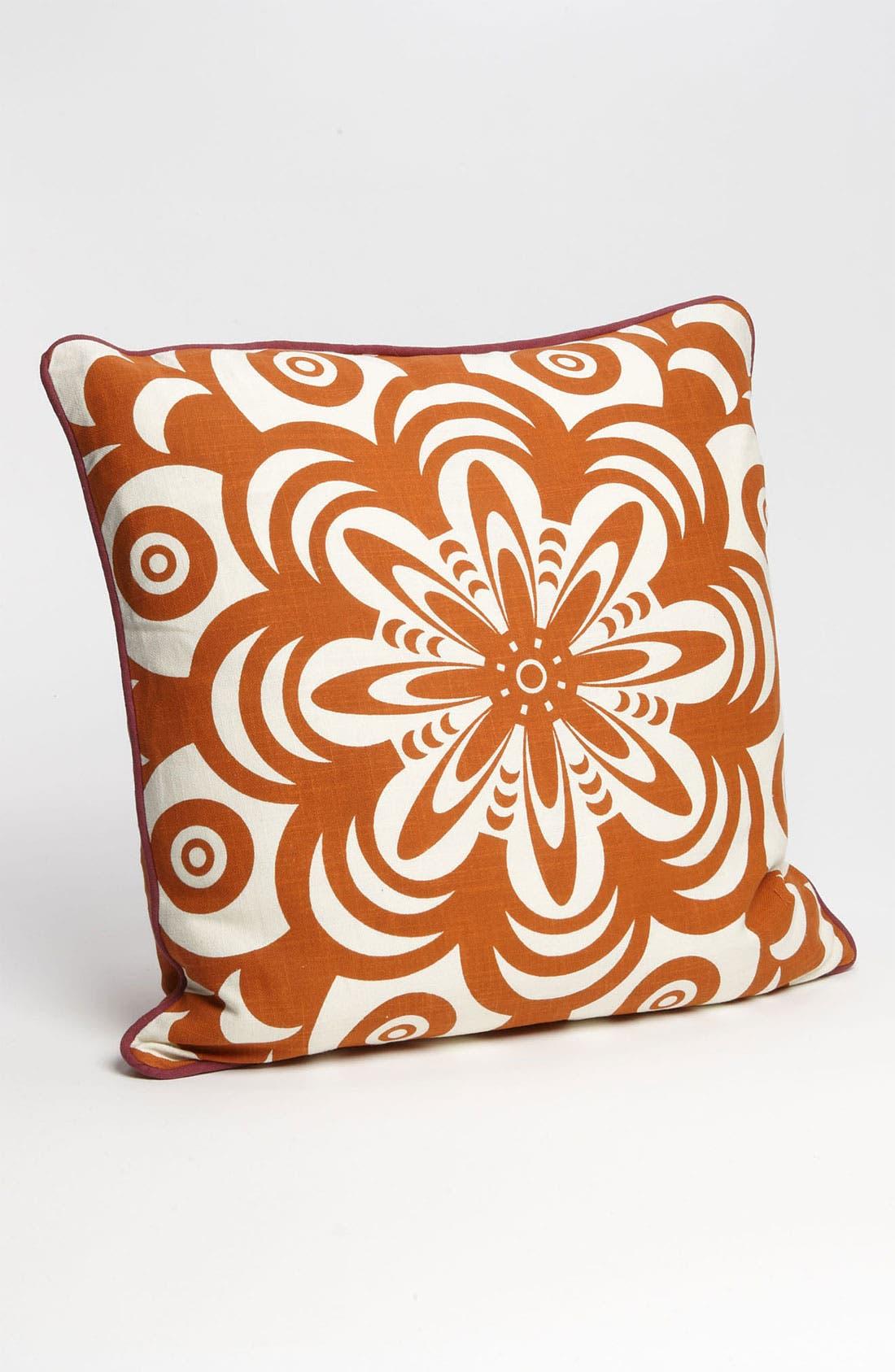 Alternate Image 1 Selected - Villa Home Collection 'Boho Flower Burst' Pillow