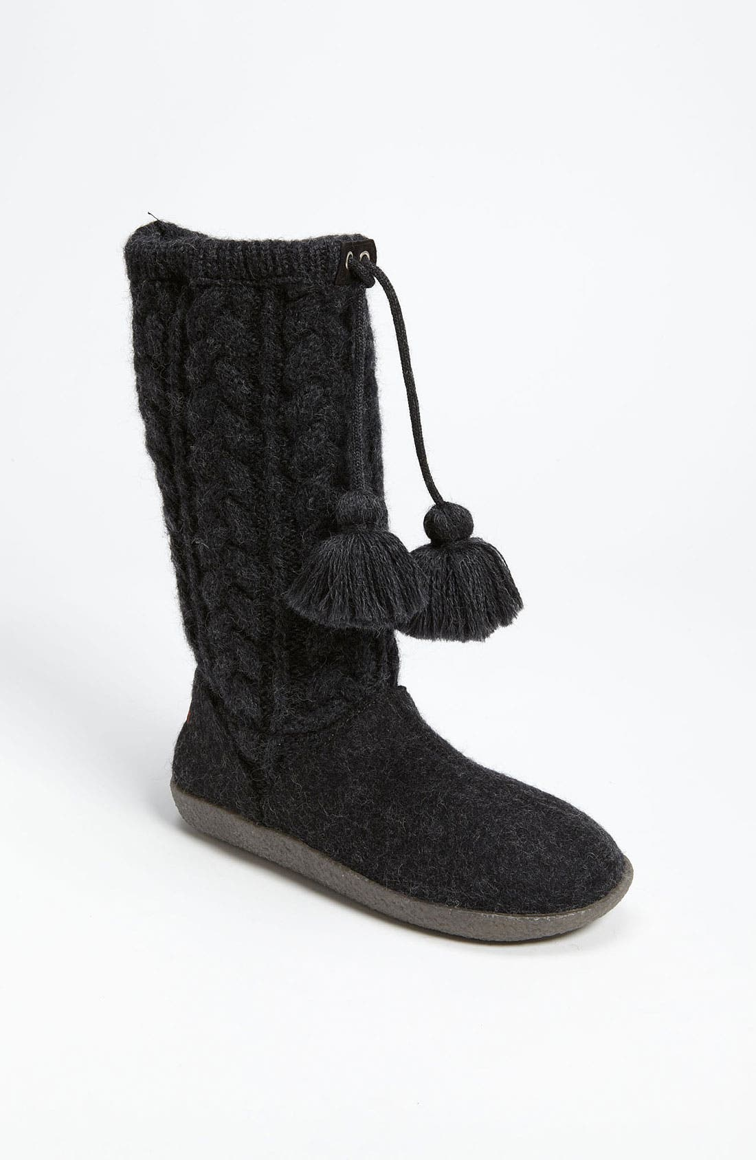 Alternate Image 1 Selected - Giesswein 'Bruck Lodge Boot' Slipper