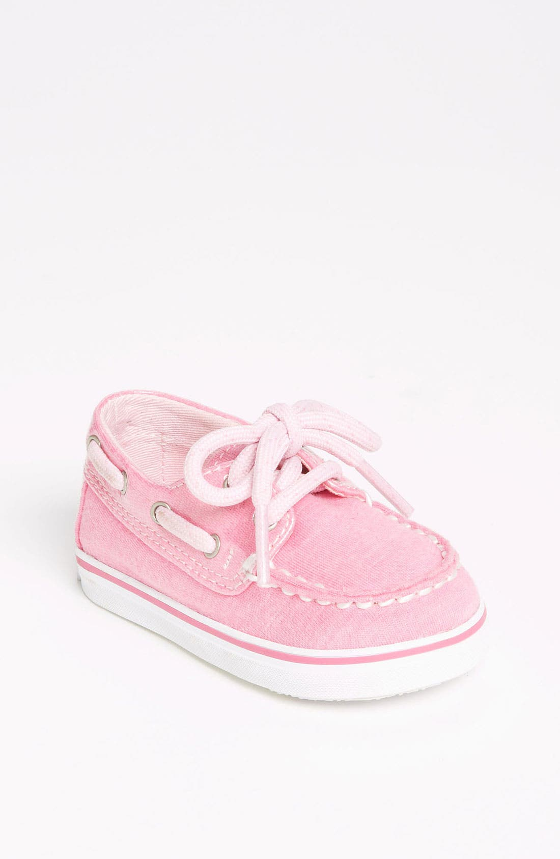 Main Image - Sperry Top-Sider® 'Bahama' Slip-On (Baby)