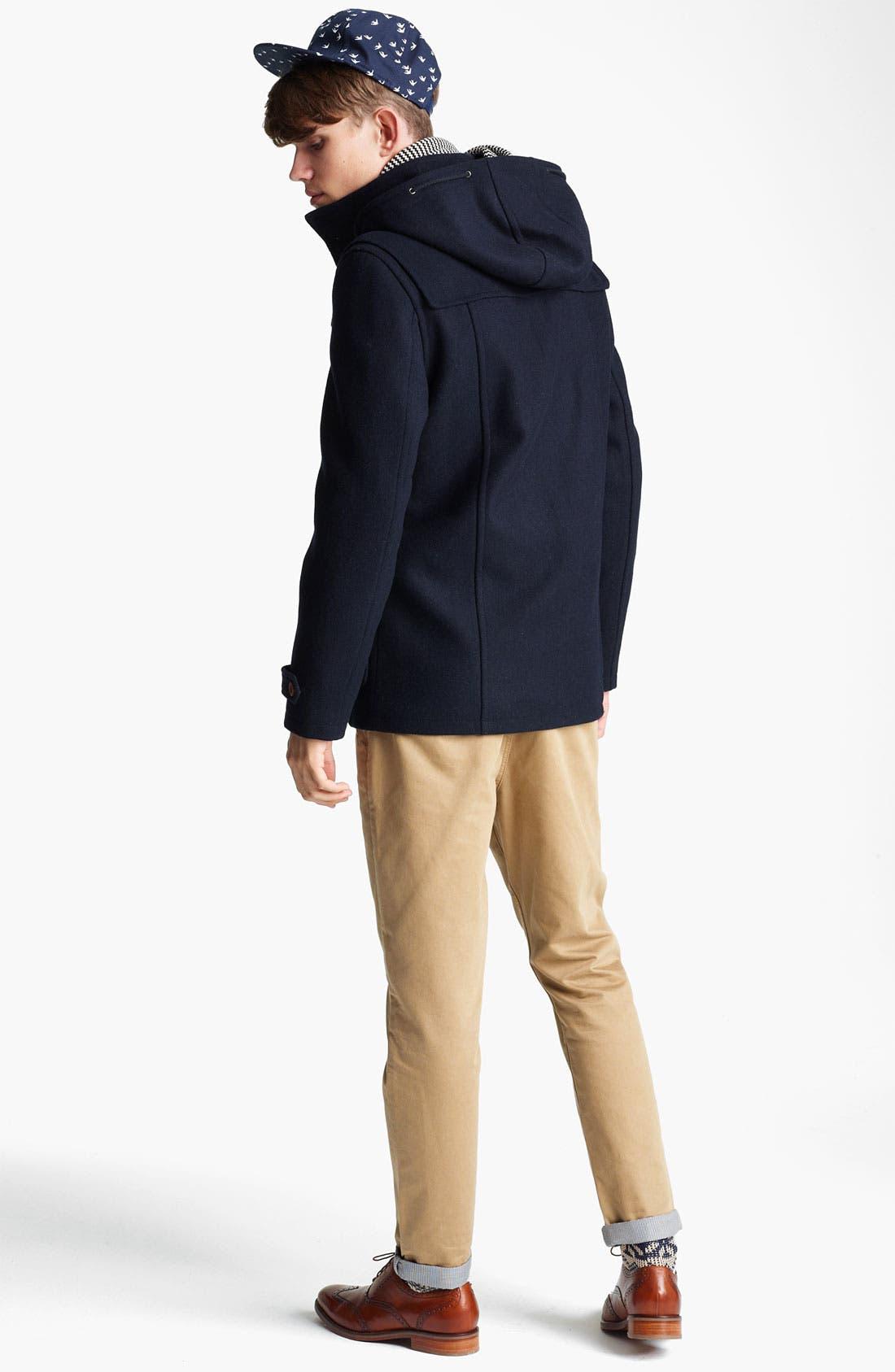 Alternate Image 5  - Topman 'Duffle' Jacket