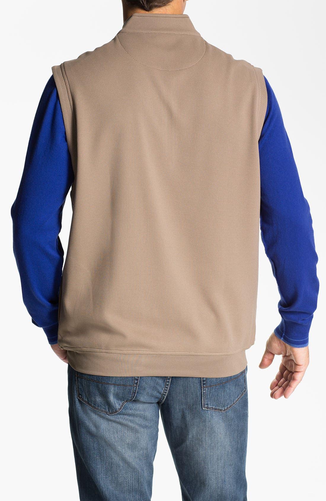 Alternate Image 2  - SWC Quarter Zip Vest