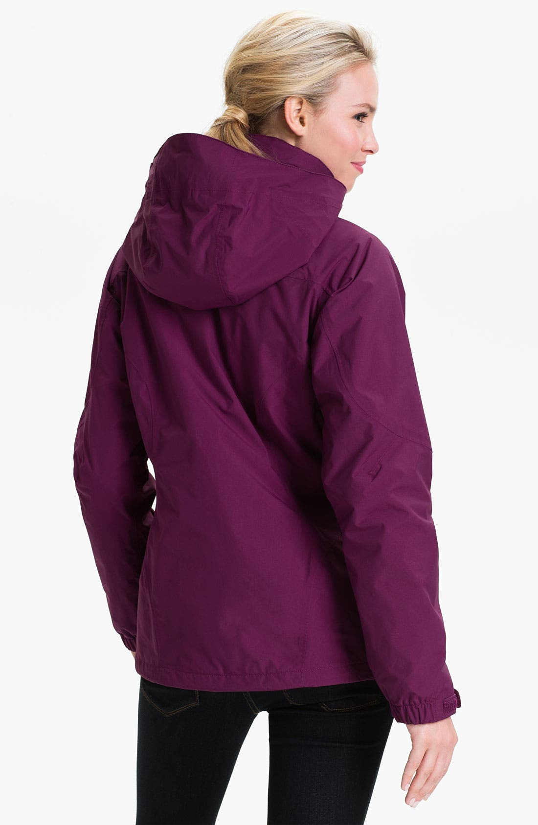 Alternate Image 2  - The North Face 'Deuces' TriClimate® 3-in-1 Jacket