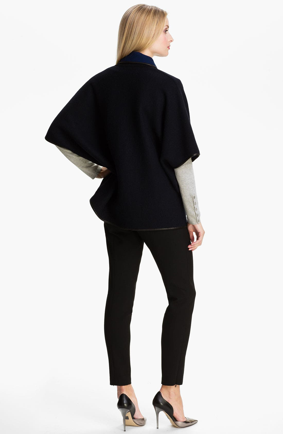 Alternate Image 5  - Classiques Entier® Boiled Wool Cardigan