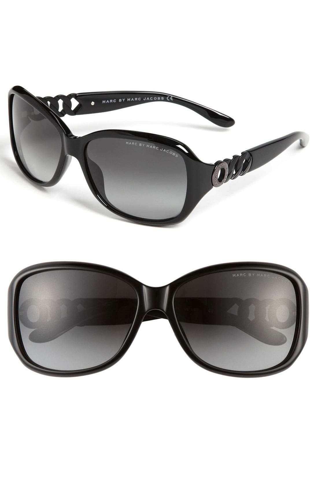 Alternate Image 1 Selected - MARC BY MARC JACOBS 61mm Sunglasses