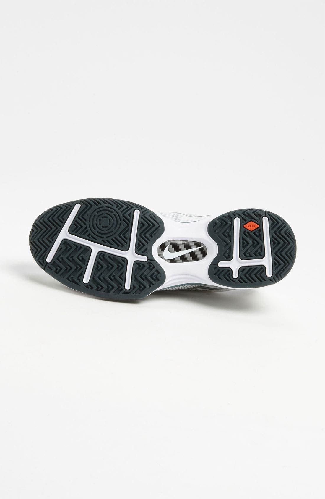 Alternate Image 4  - Nike 'Lunar Speed 3' Tennis Shoe (Women)
