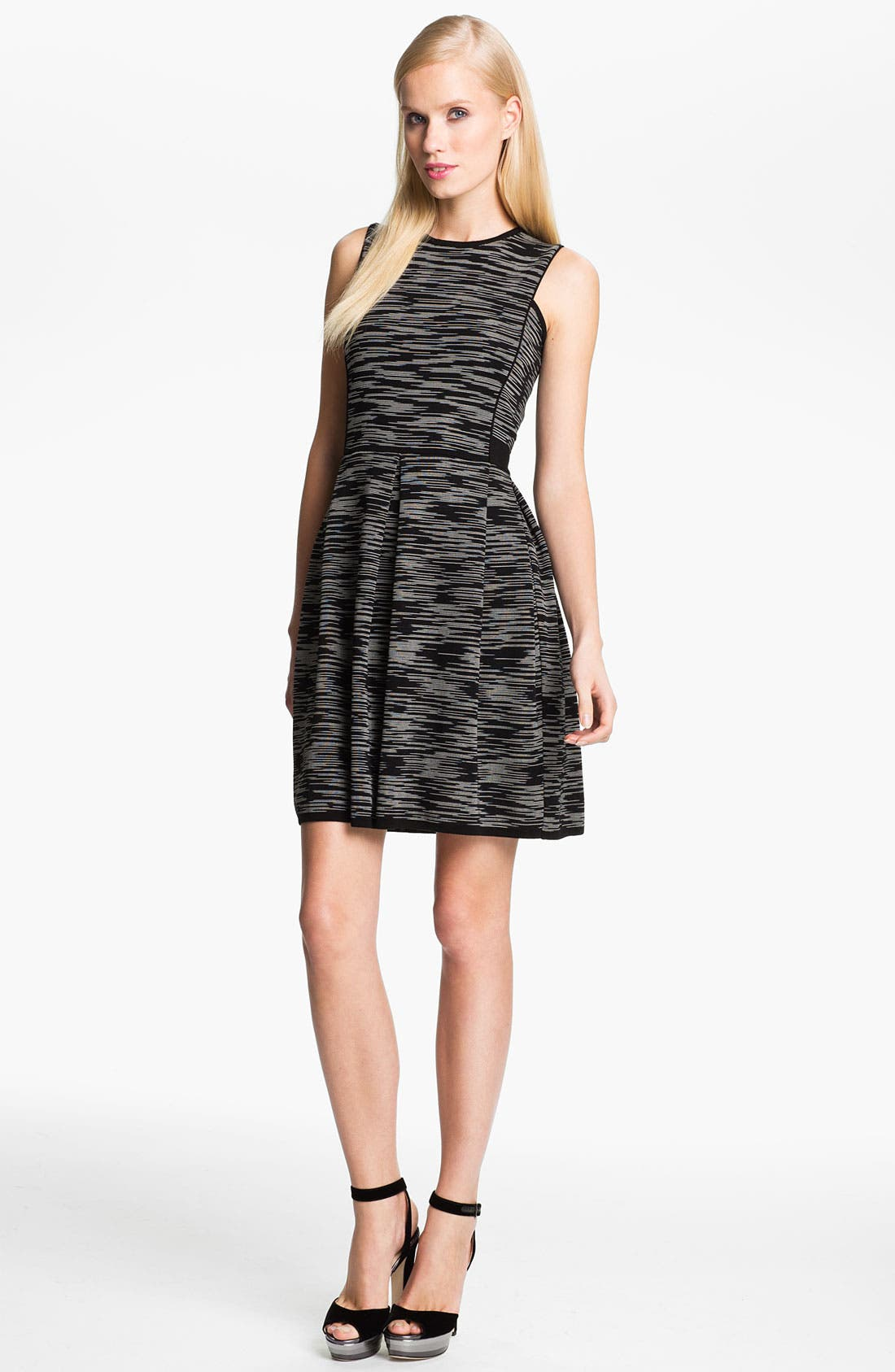Alternate Image 1 Selected - M Missoni Space Dye Double Knit Dress