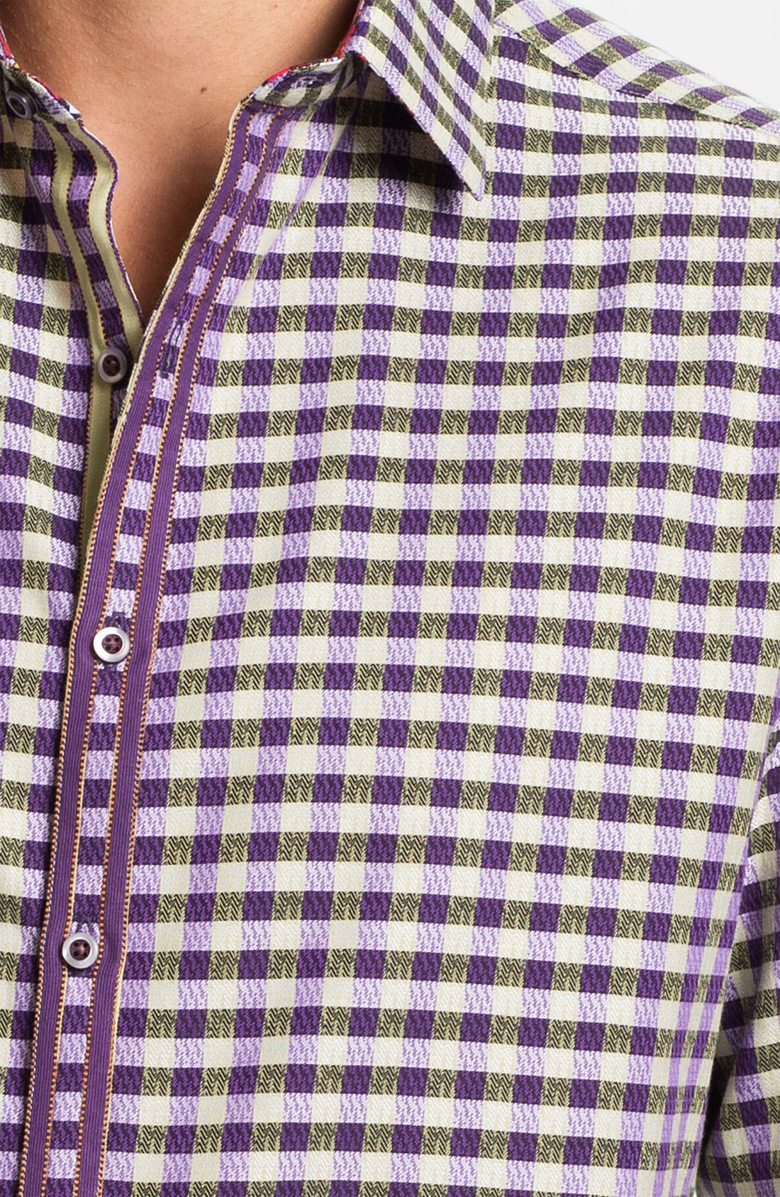 Alternate Image 6  - Robert Graham 'Augustine' Sport Shirt
