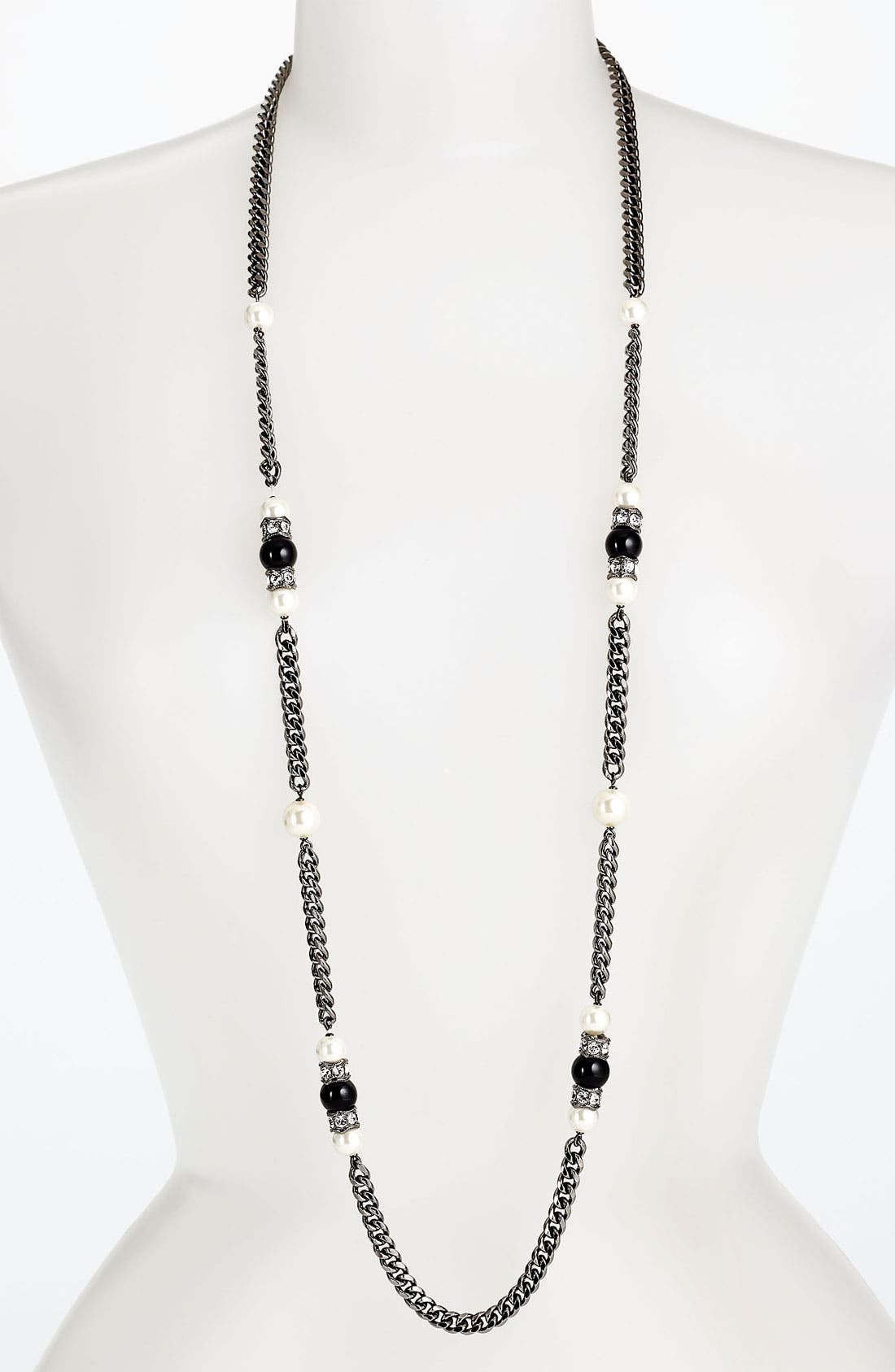 Main Image - Givenchy Long Station Necklace