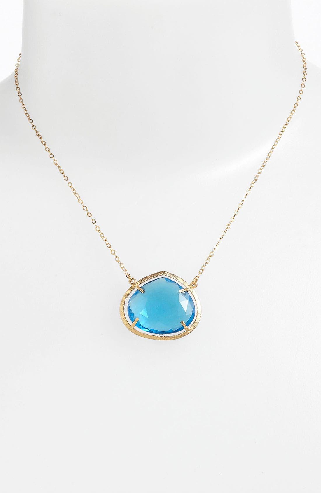 Main Image - Argento Vivo Pendant Necklace (Nordstrom Exclusive)