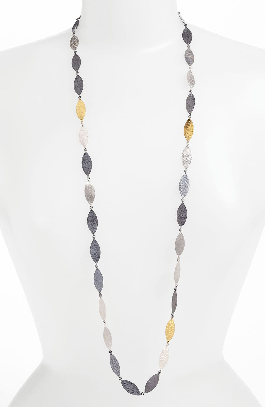 Main Image - Gurhan 'Willow' Long Leaf Necklace