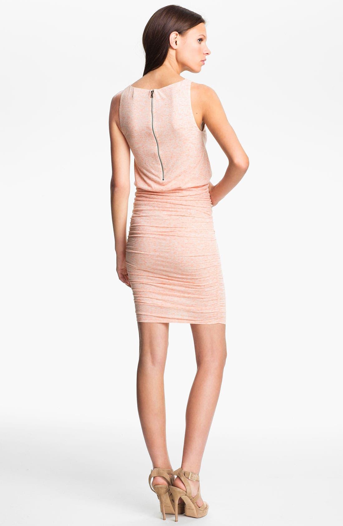 Alternate Image 2  - Alice + Olivia Ruched Dress