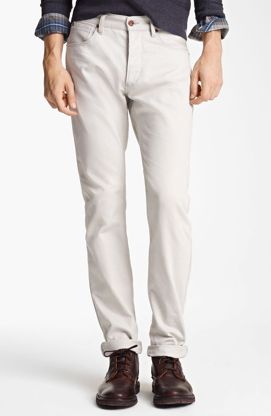 Main Image - Todd Snyder Bedford Cord Pants
