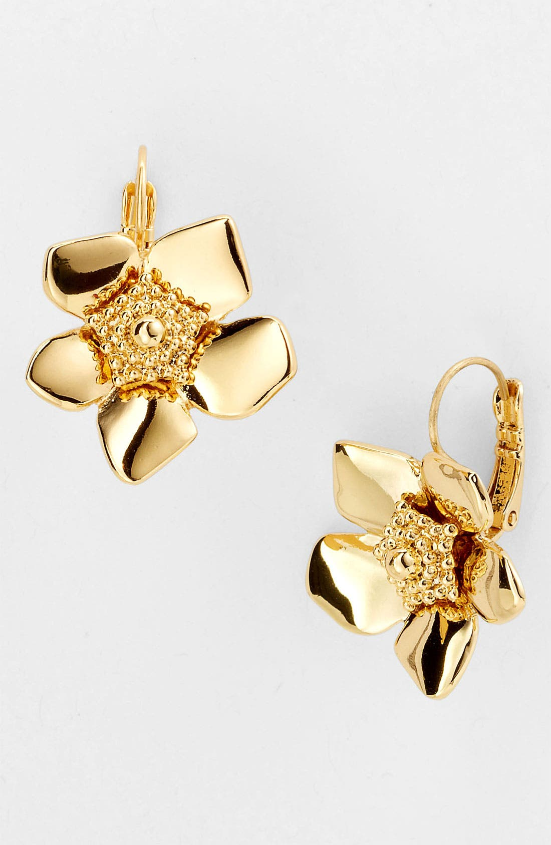 Alternate Image 1 Selected - kate spade new york 'bloomspot' drop earrings