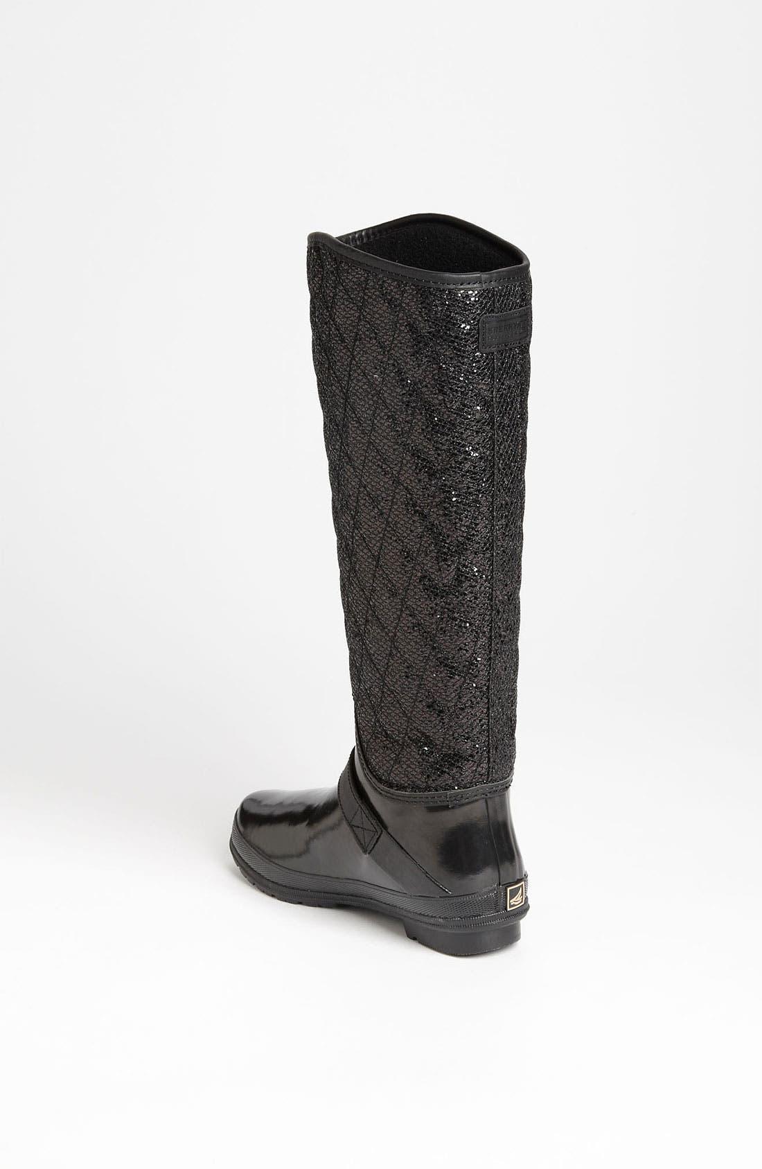 Alternate Image 2  - Sperry Top-Sider® 'Hingham' Rain Boot (Women)