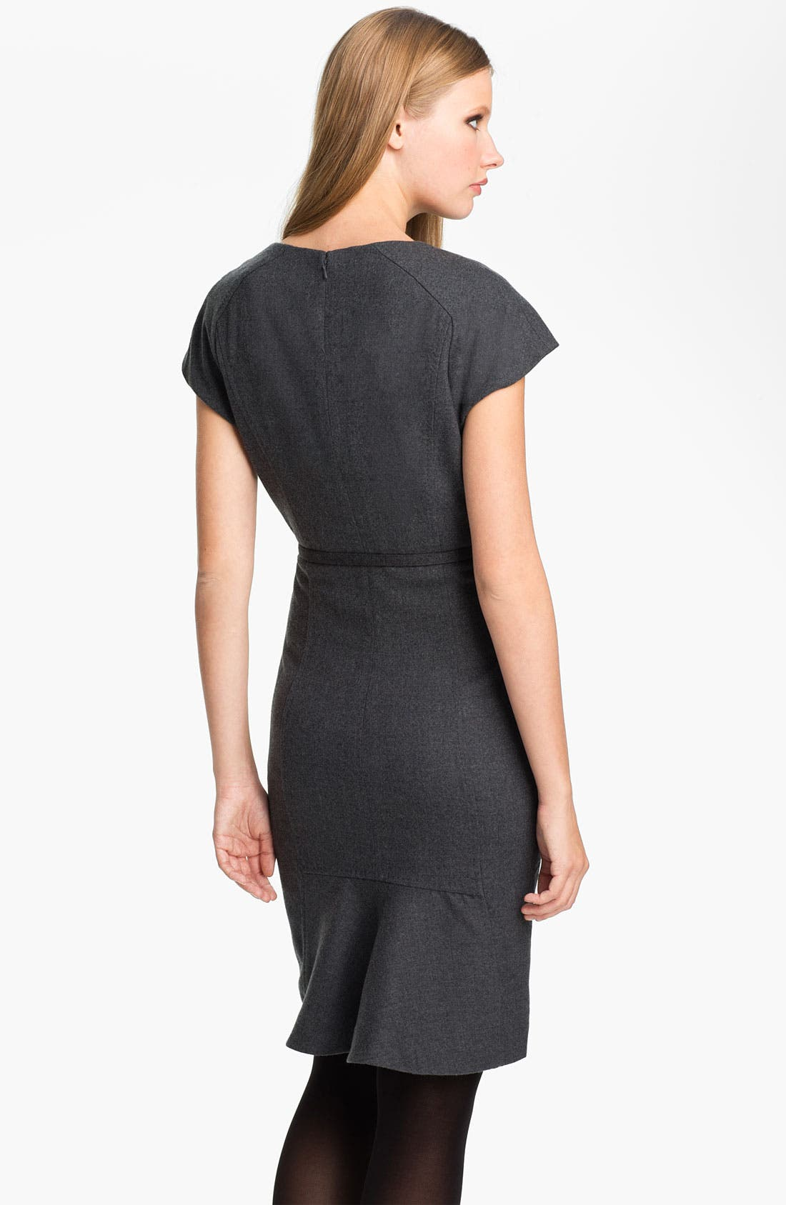 Alternate Image 2  - Ted Baker London 'Neyoad' Wool Sheath Dress