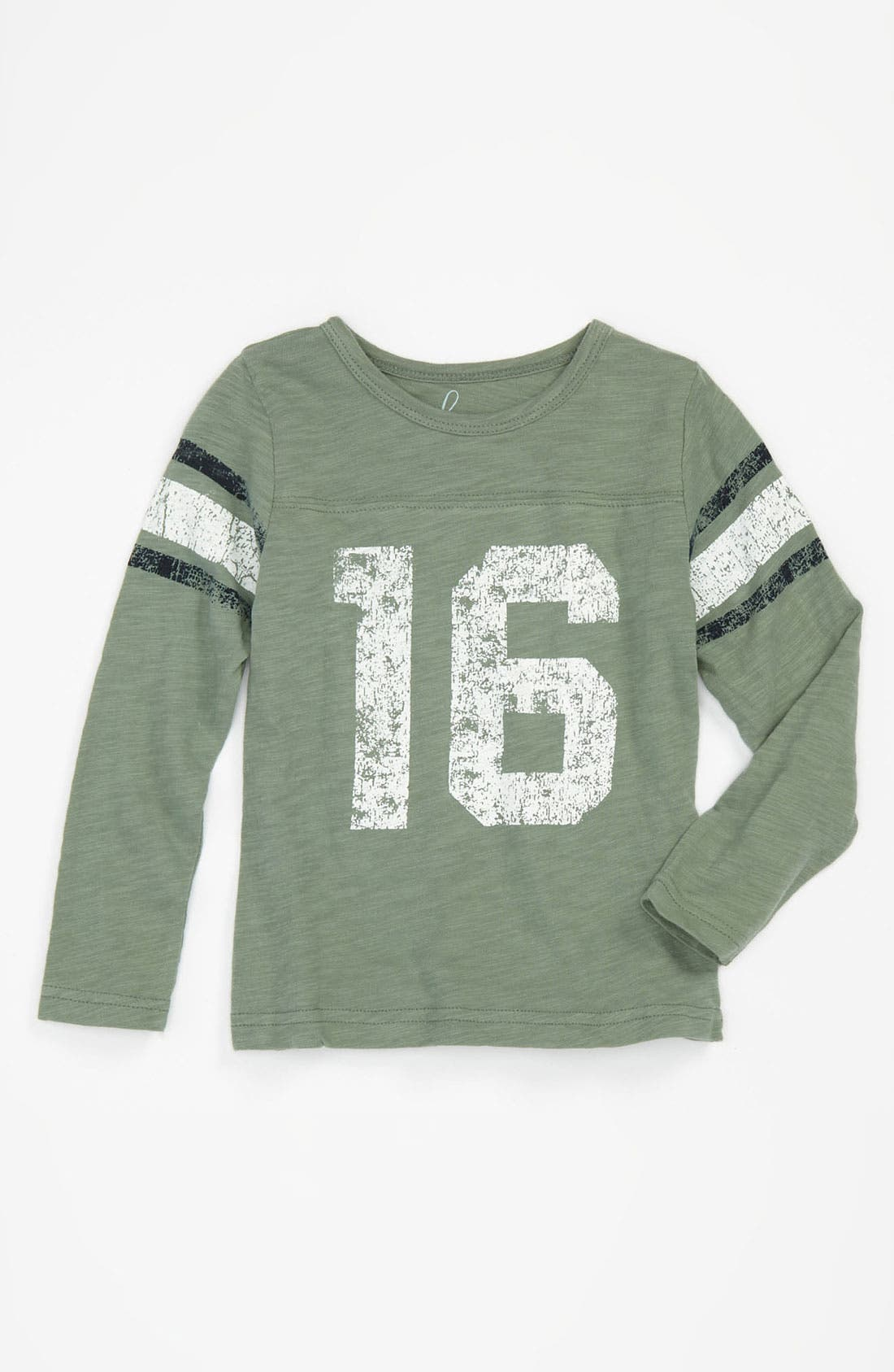 Alternate Image 1 Selected - Peek '16' Sport Jersey (Infant)