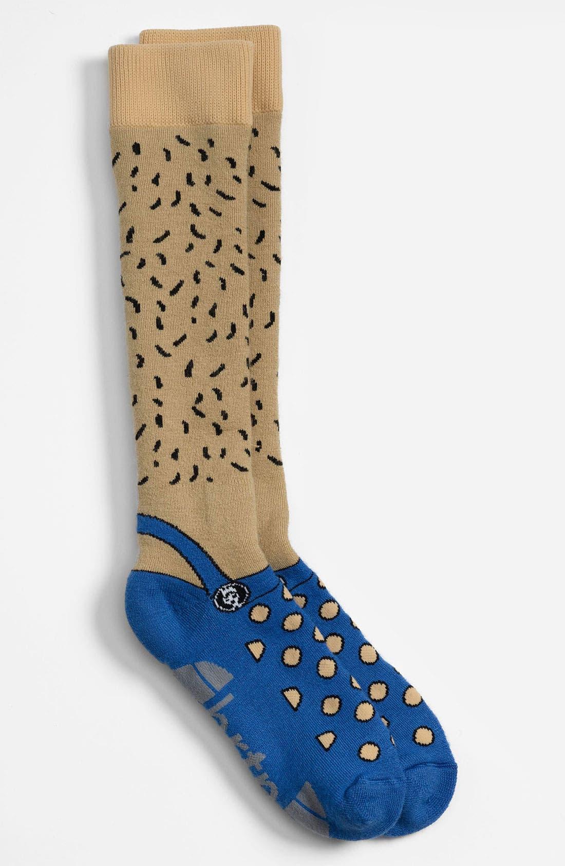 Alternate Image 1 Selected - Burton 'Party' Socks