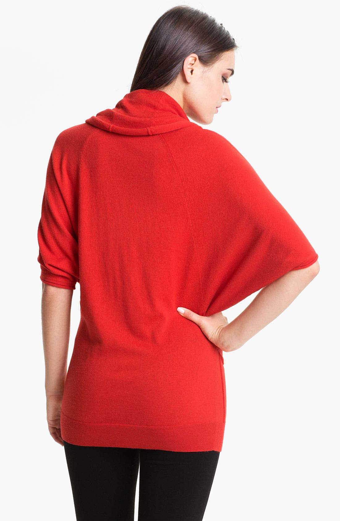 Alternate Image 2  - Vince Camuto Cowl Neck Sweater
