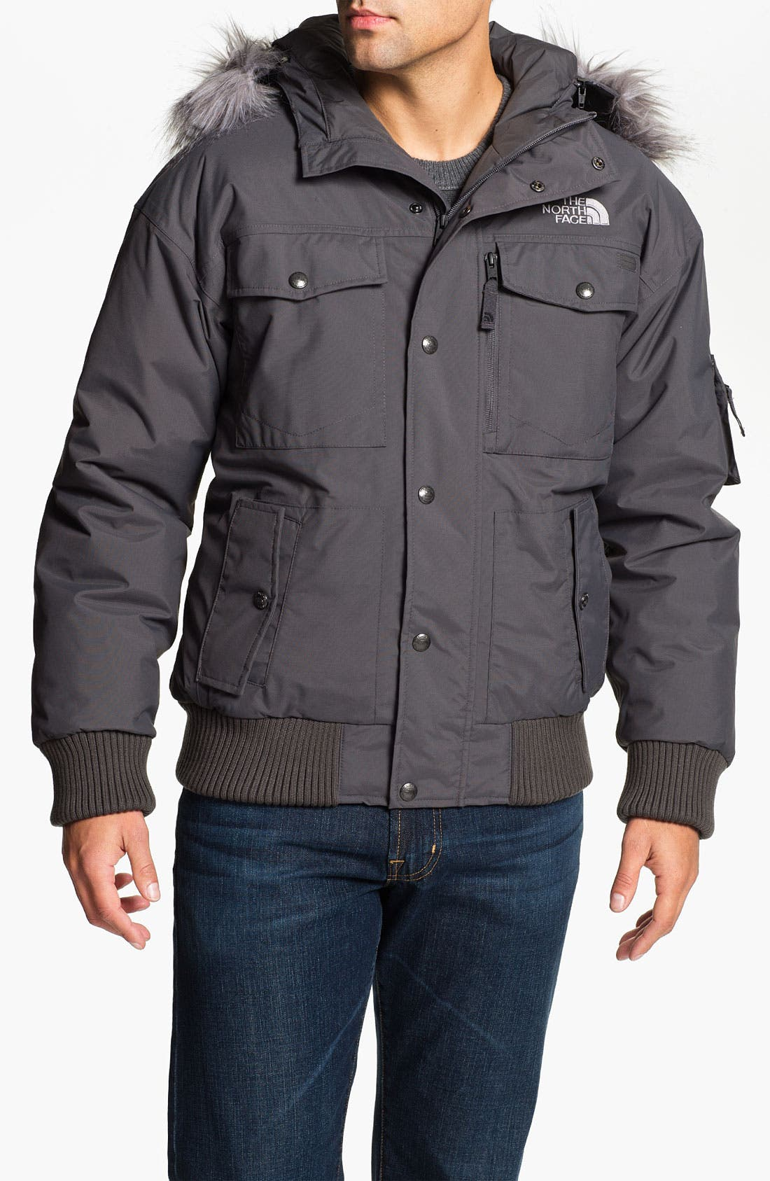 Alternate Image 1 Selected - The North Face 'Gotham' Down Jacket