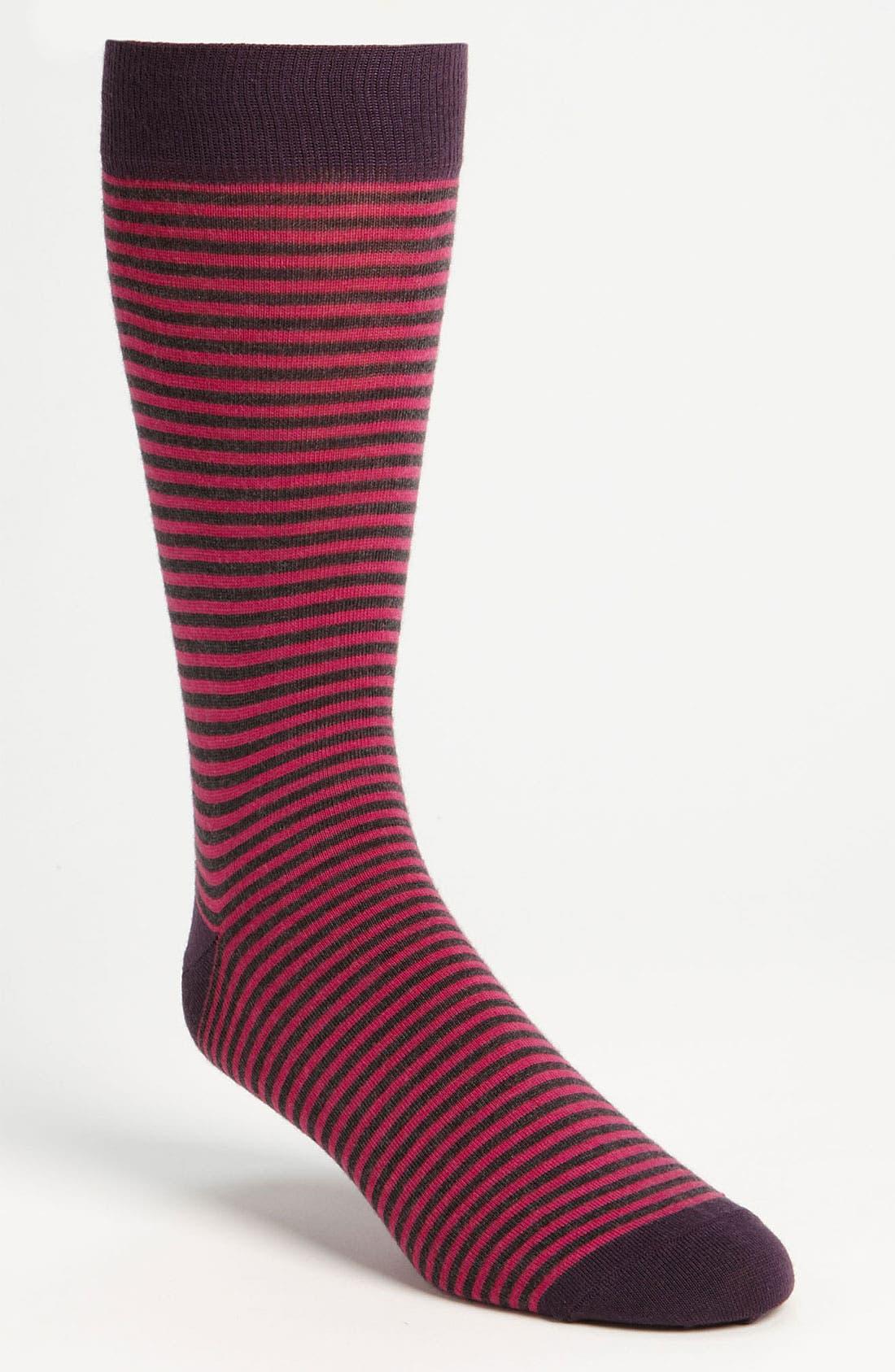 Main Image - Marcoliani 'Palio' Stripe Sock
