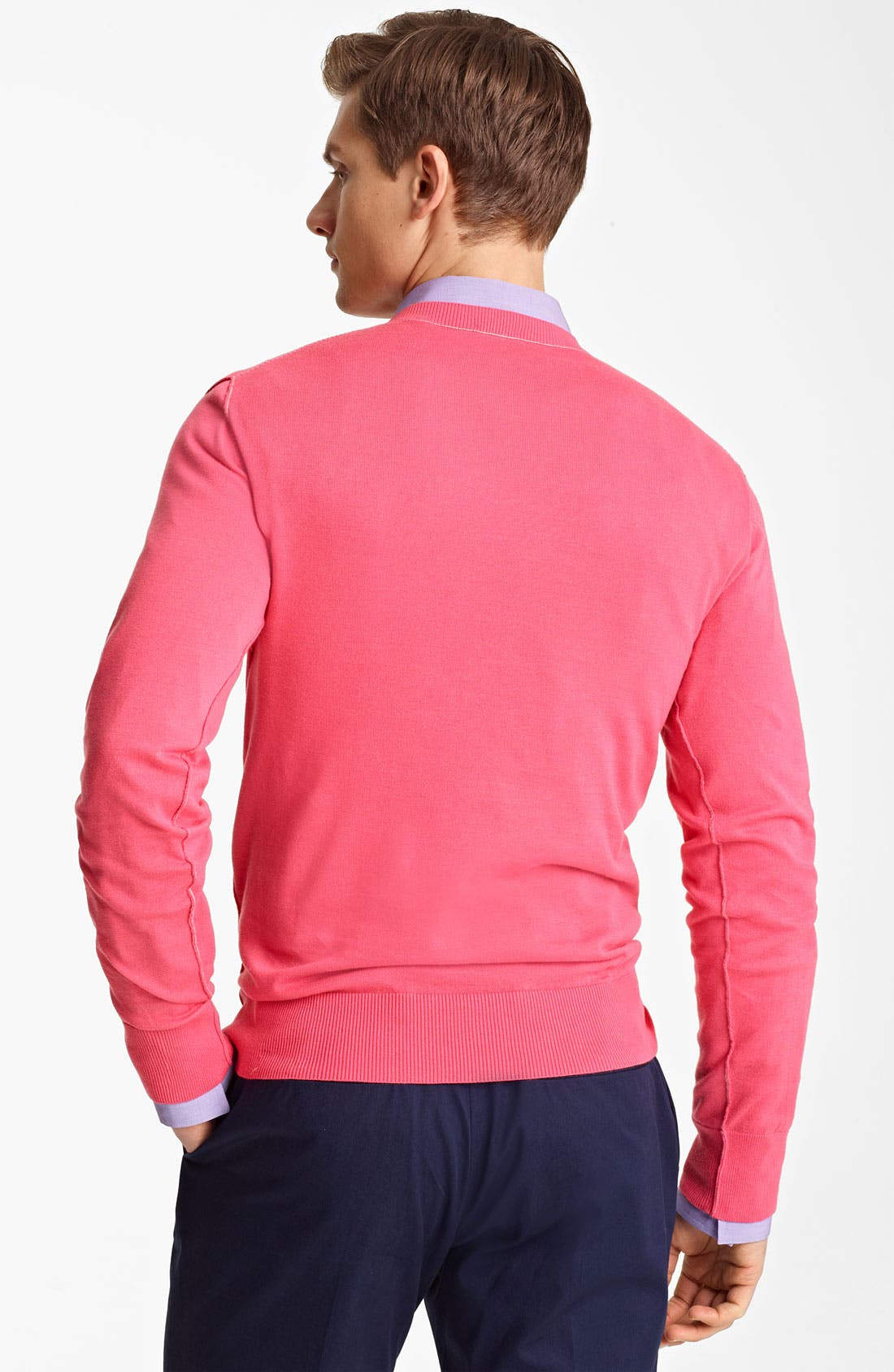 Alternate Image 2  - PS Paul Smith V-Neck Sweater